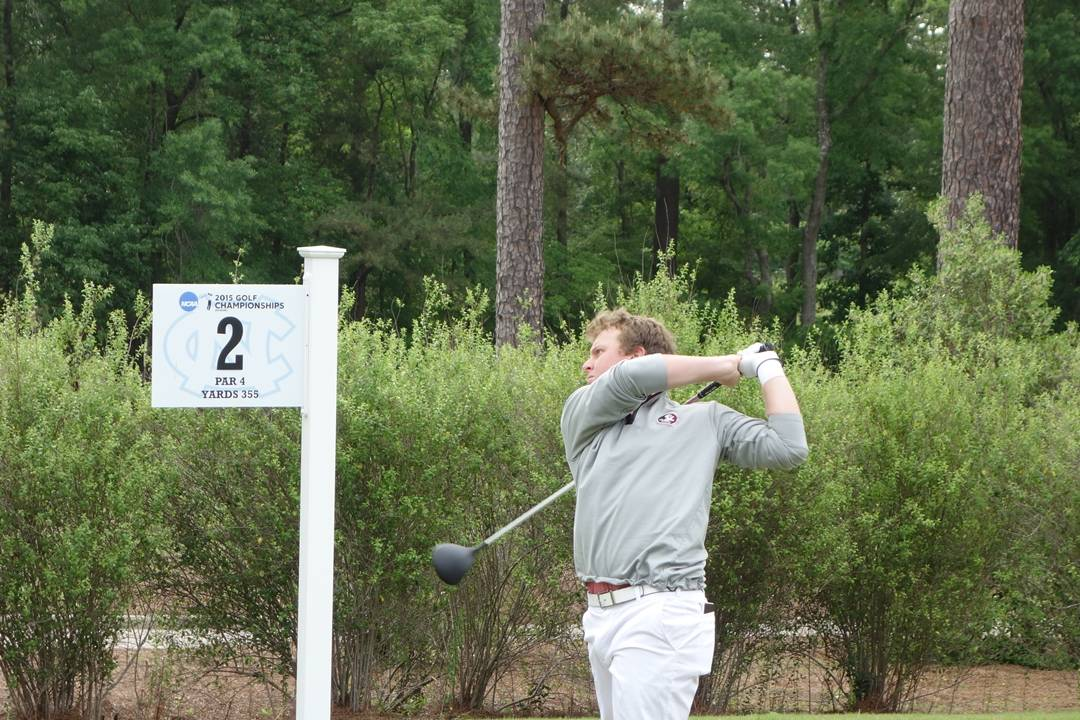2015 NCAA Chapel Hill Regional Championship — Men's Golf