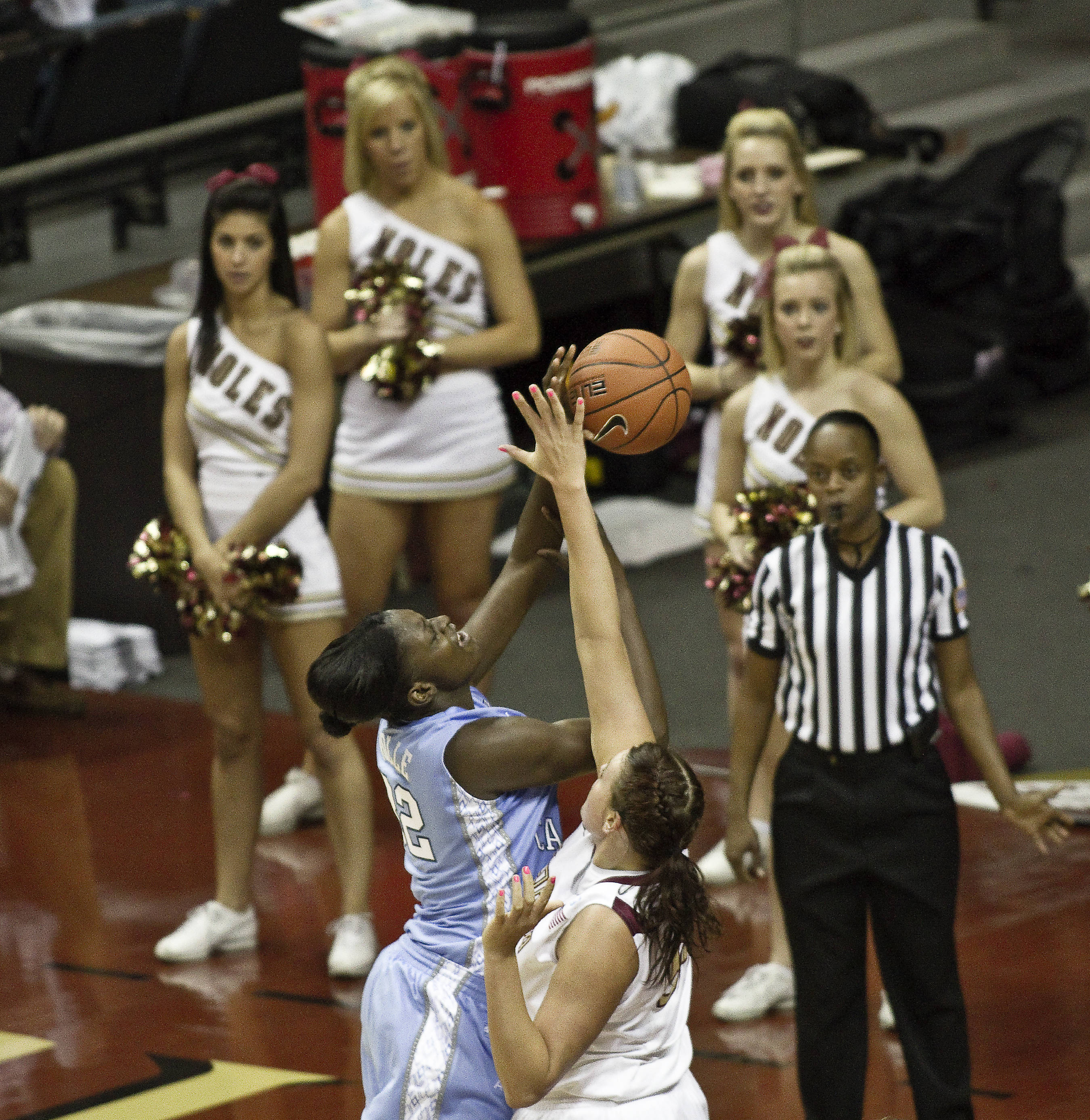 FSU vs North Carolina- 02//02/11 - Cierra Bravard (54)