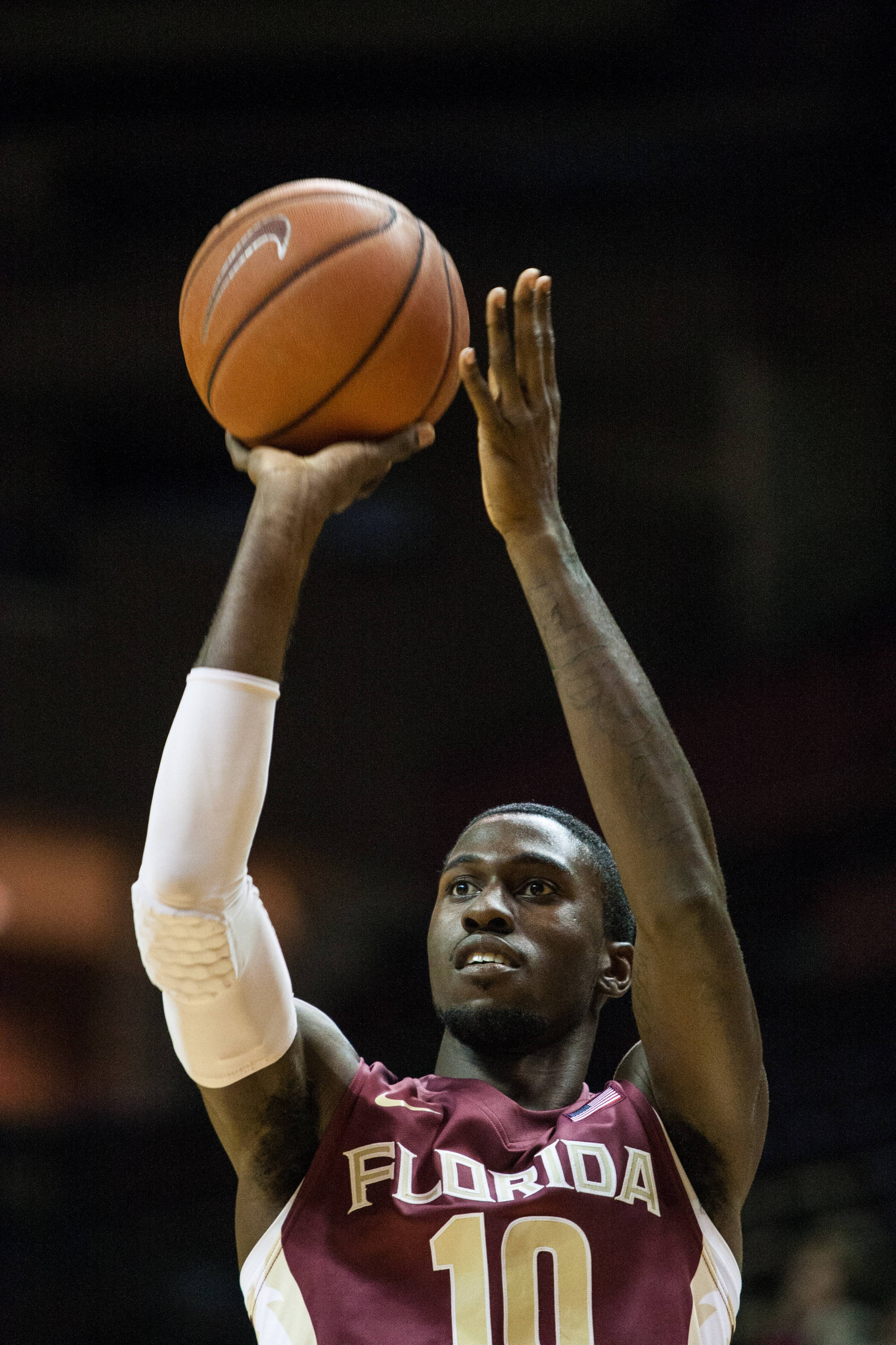Okaro White at 2013 Seminole Madness