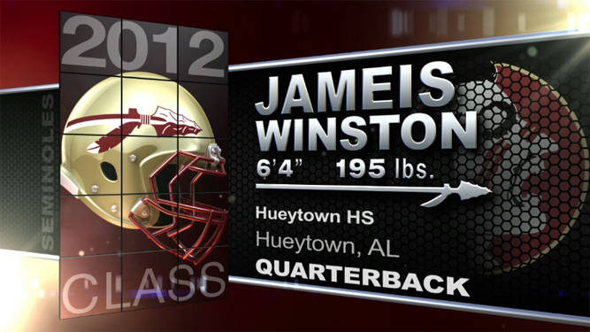 Jameis Winston signing day