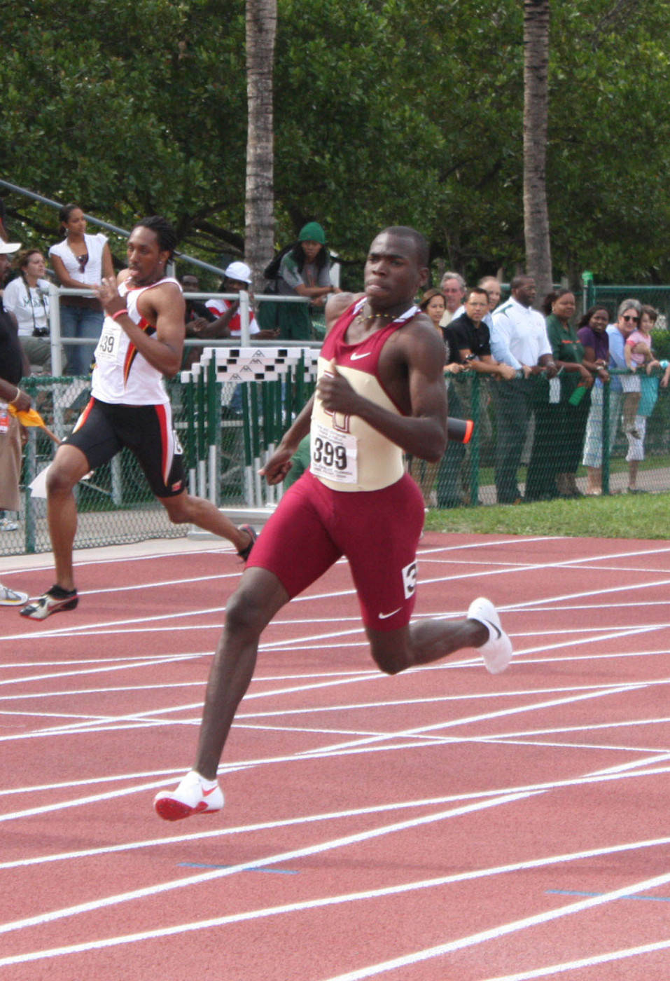 ACC Outdoor Track & Field Championships Day Two - 20