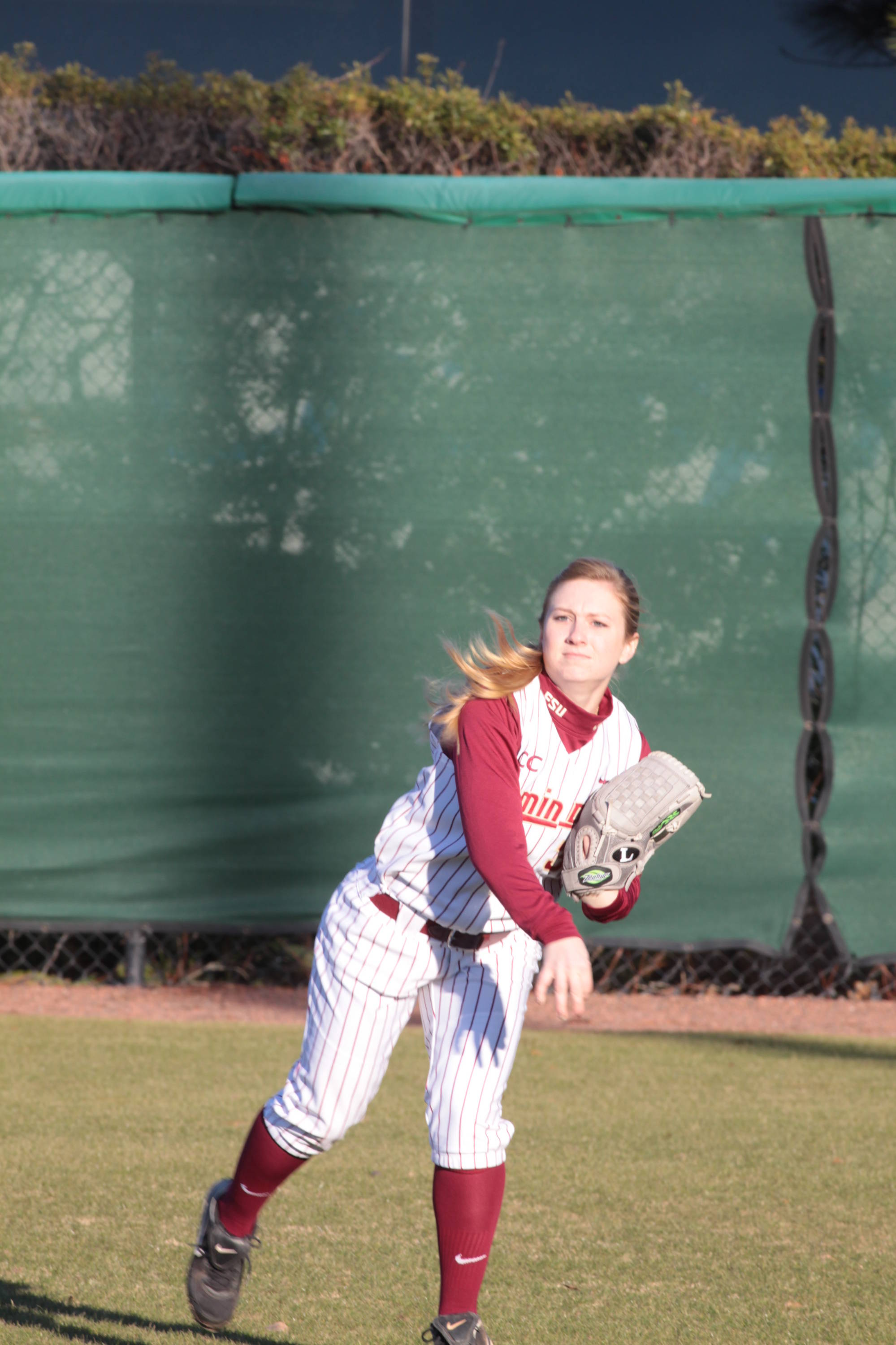 2011 FSU Seminole Softball Team  Kirstin Austin (33)
