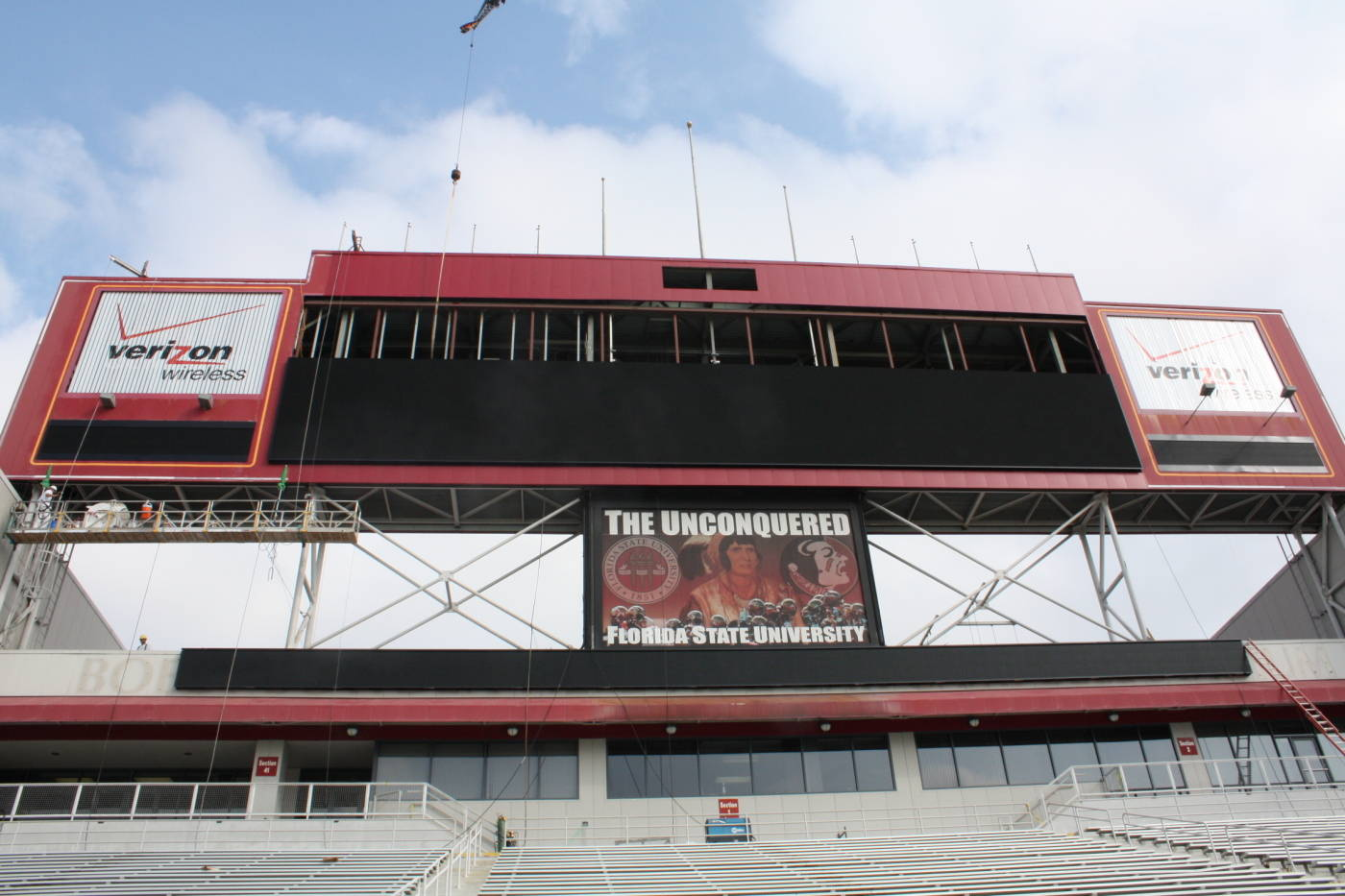 Doak Campbell Stadium Improvements