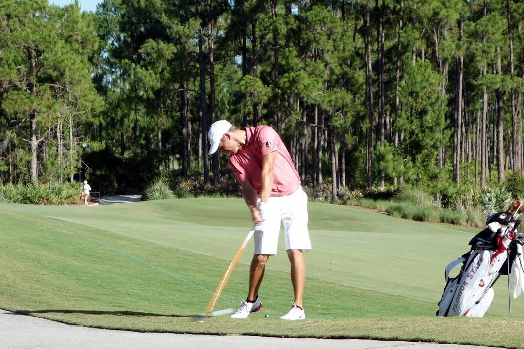 NCAA Golf Championship Day Two