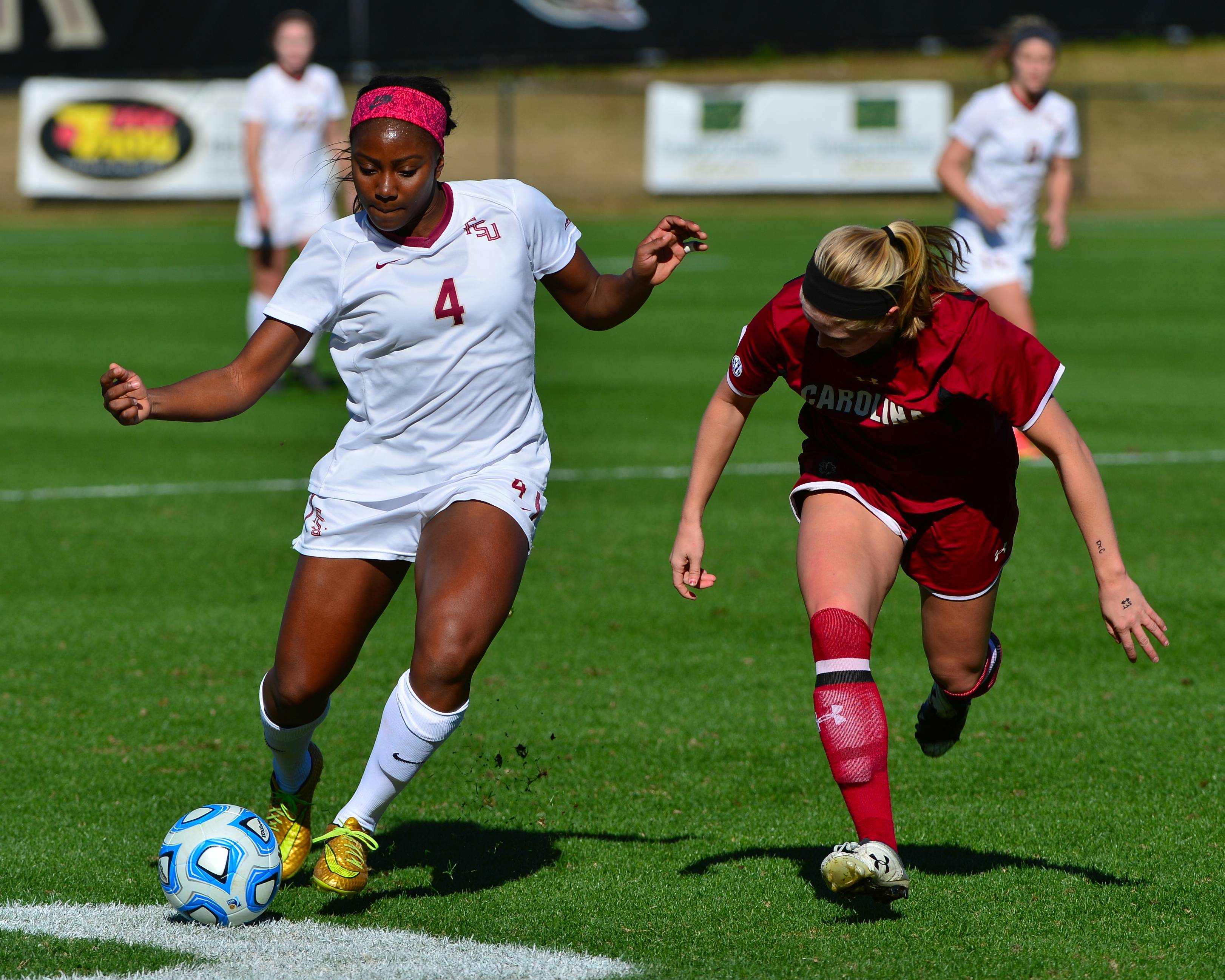 Florida State vs South Carolina – NCAA Women's Soccer Quarterfinals