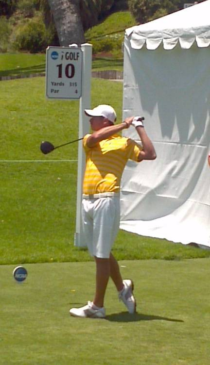 2012 NCAA Men's Golf Championship -- Wesley Graham