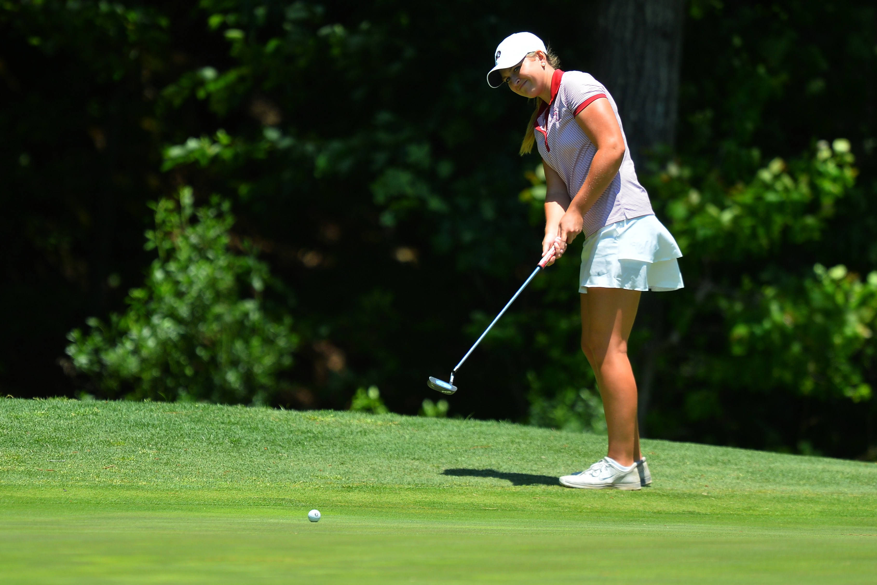 Women's Golf At NCAA Shoal Creek Regional Championship