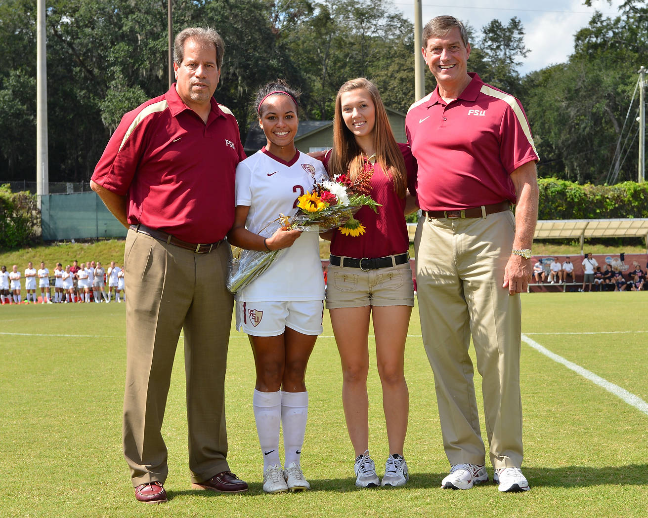 Senior Day Tribute: Ines Jaurena