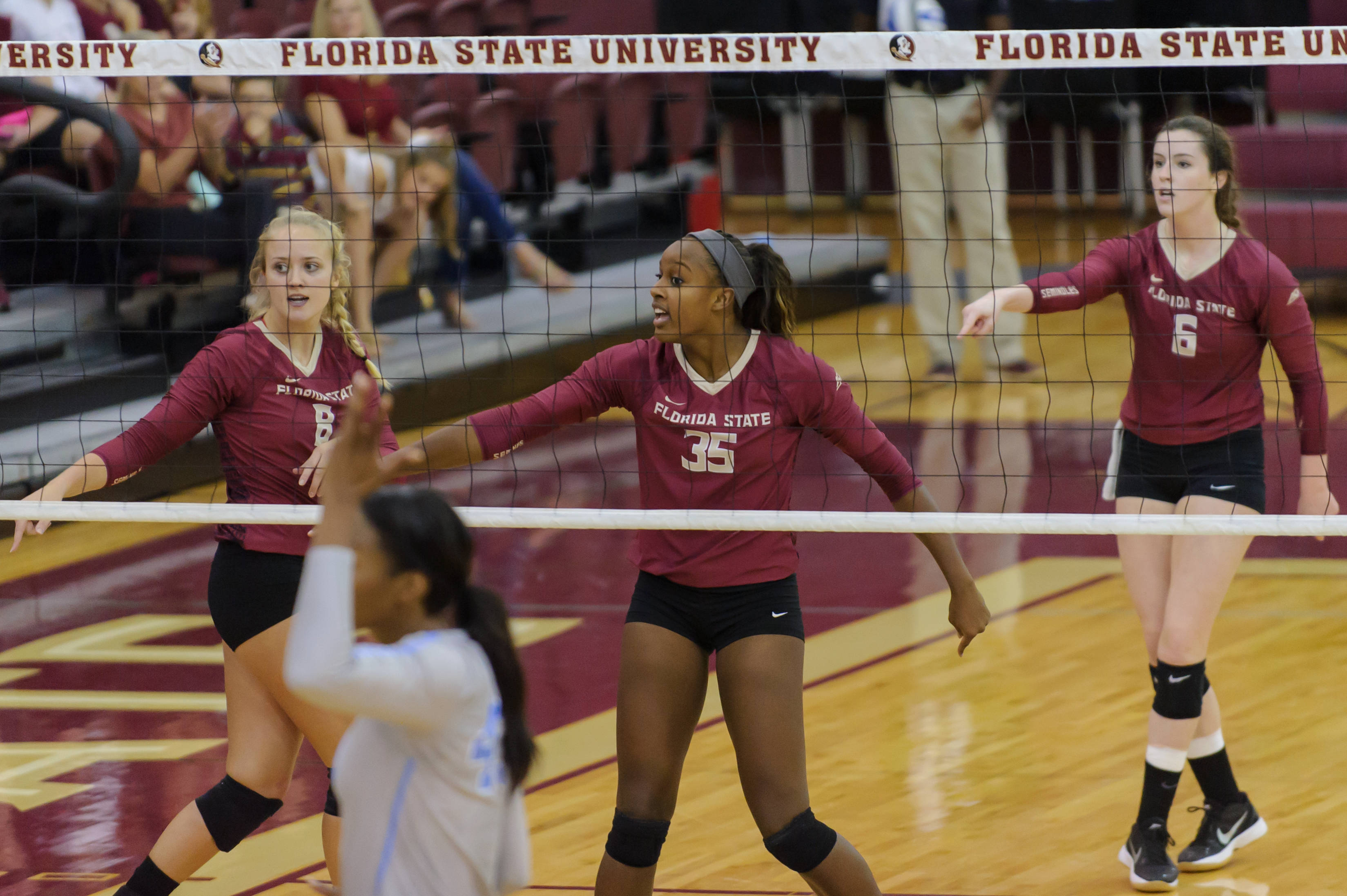 North Carolina at Florida State