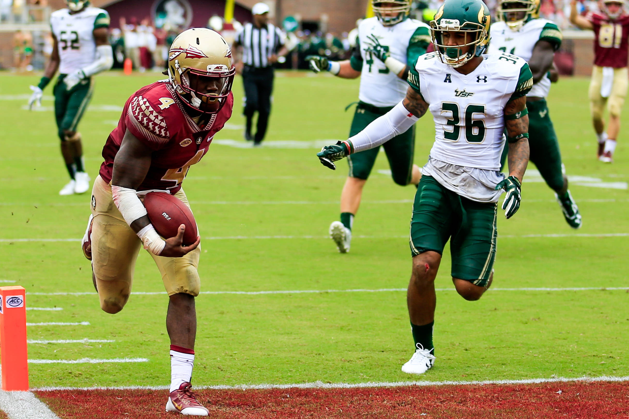 FSU vs. USF