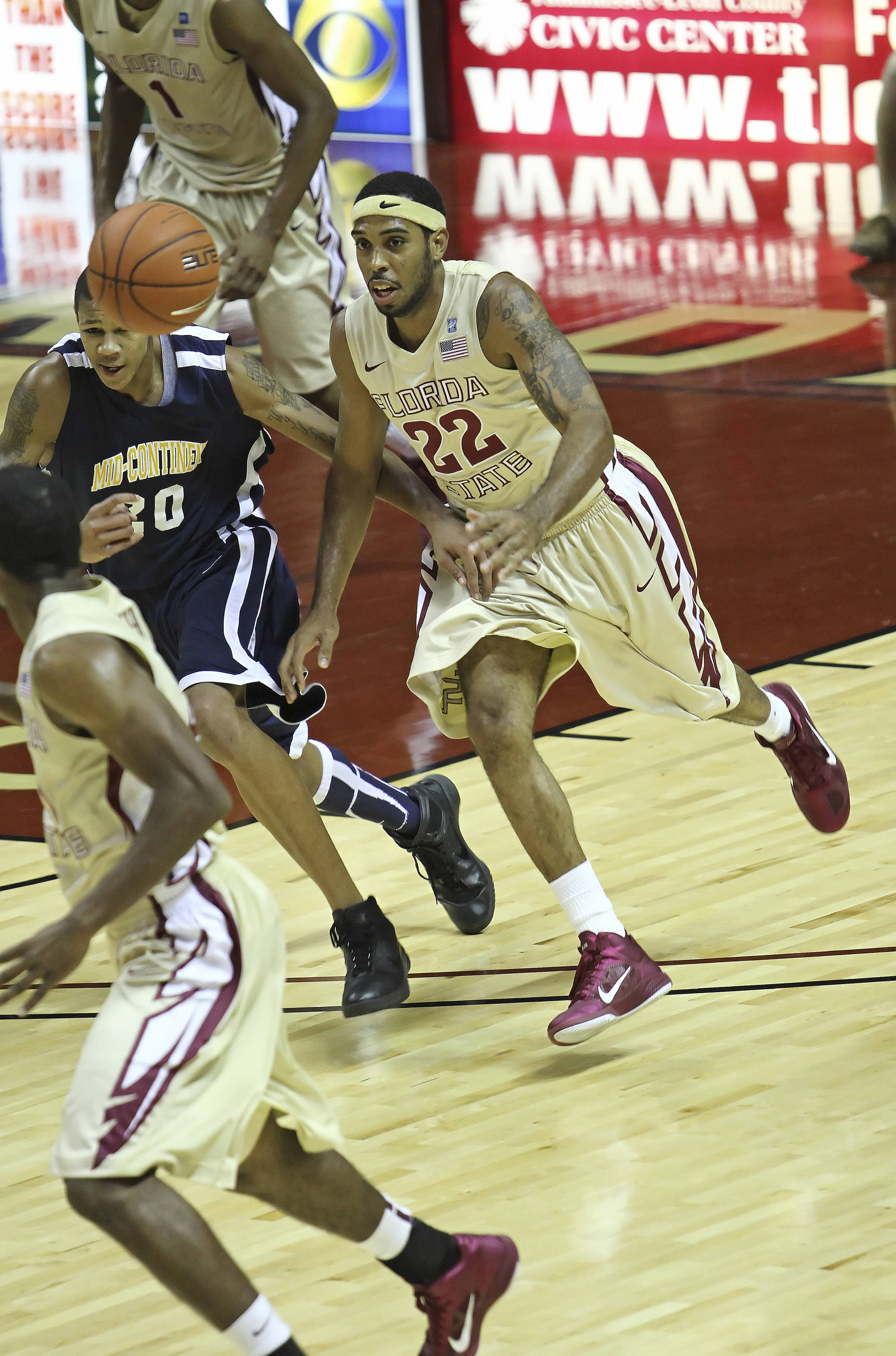 FSU vs Mid-Continent - 11/09/2010 - Derwin Kitchen (22)