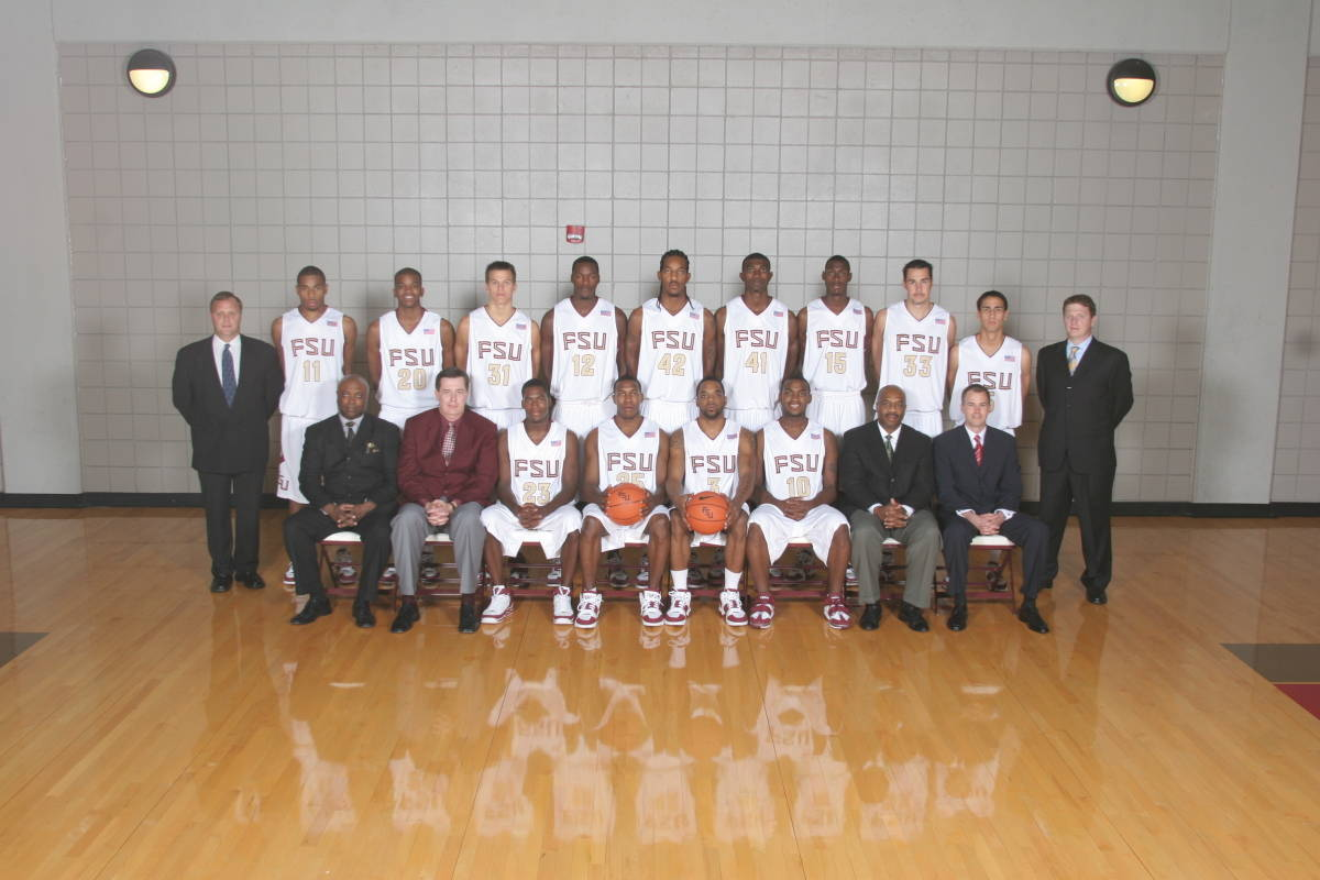 October 10, 2006: The Florida State men's basketball team begins practice for the#$%^2006-07 season Friday night.