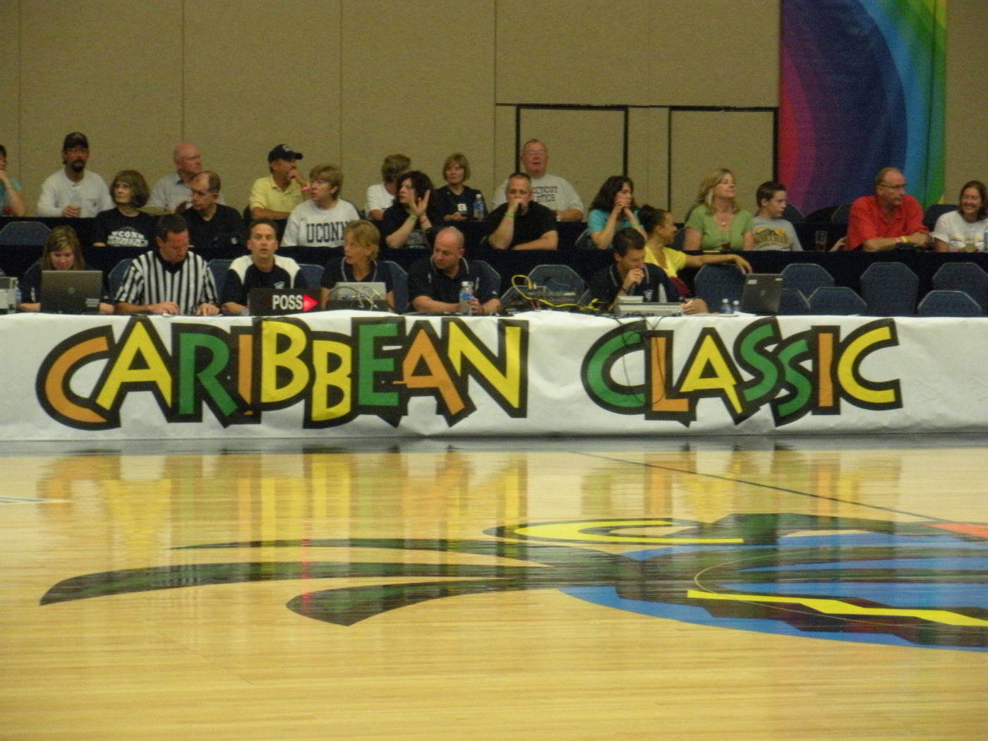 The Caribbean Classic is being held at the Moon Palace Resort.