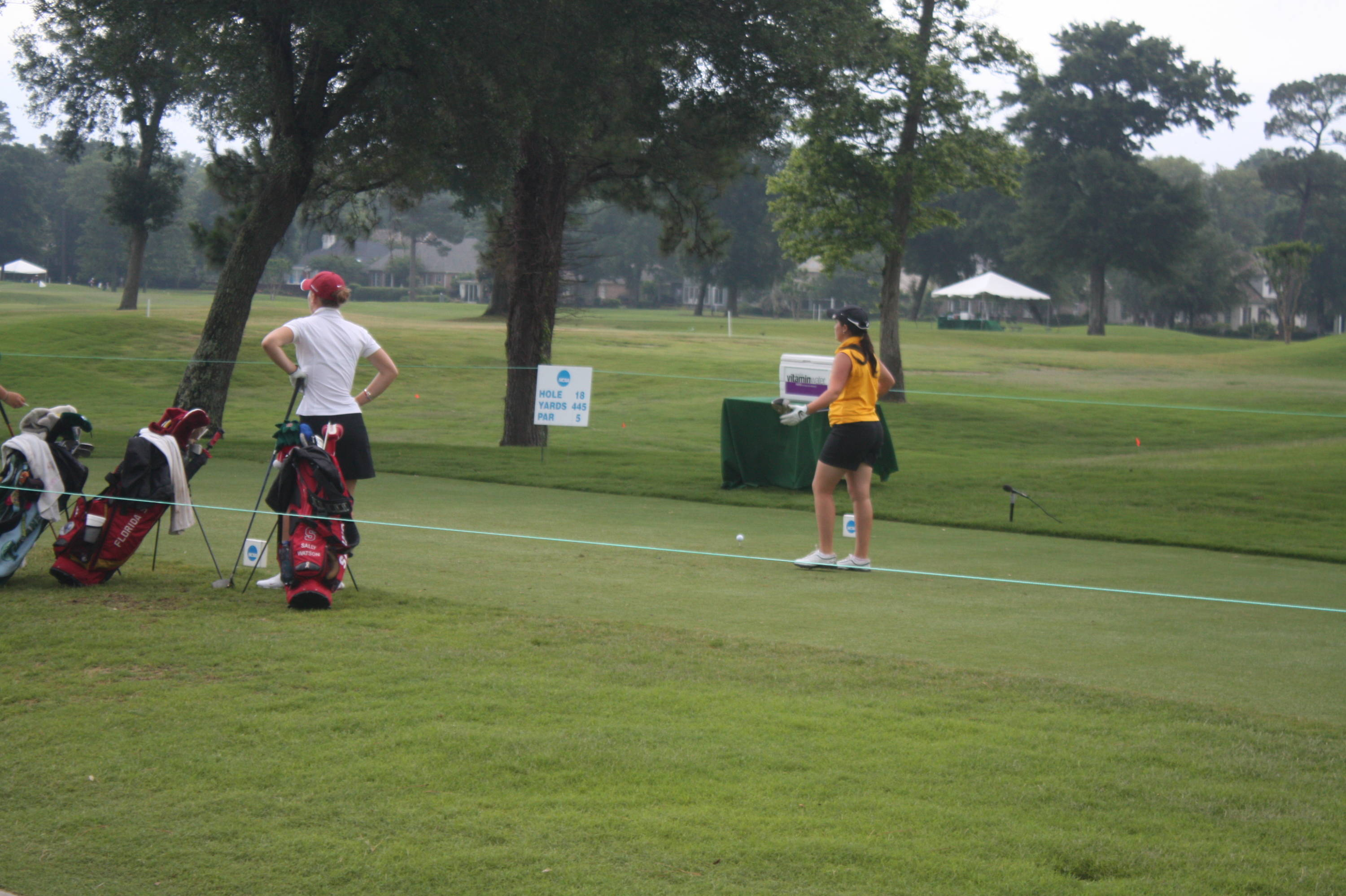 2010 NCAA Division I Women's Golf - 2nd Round Action