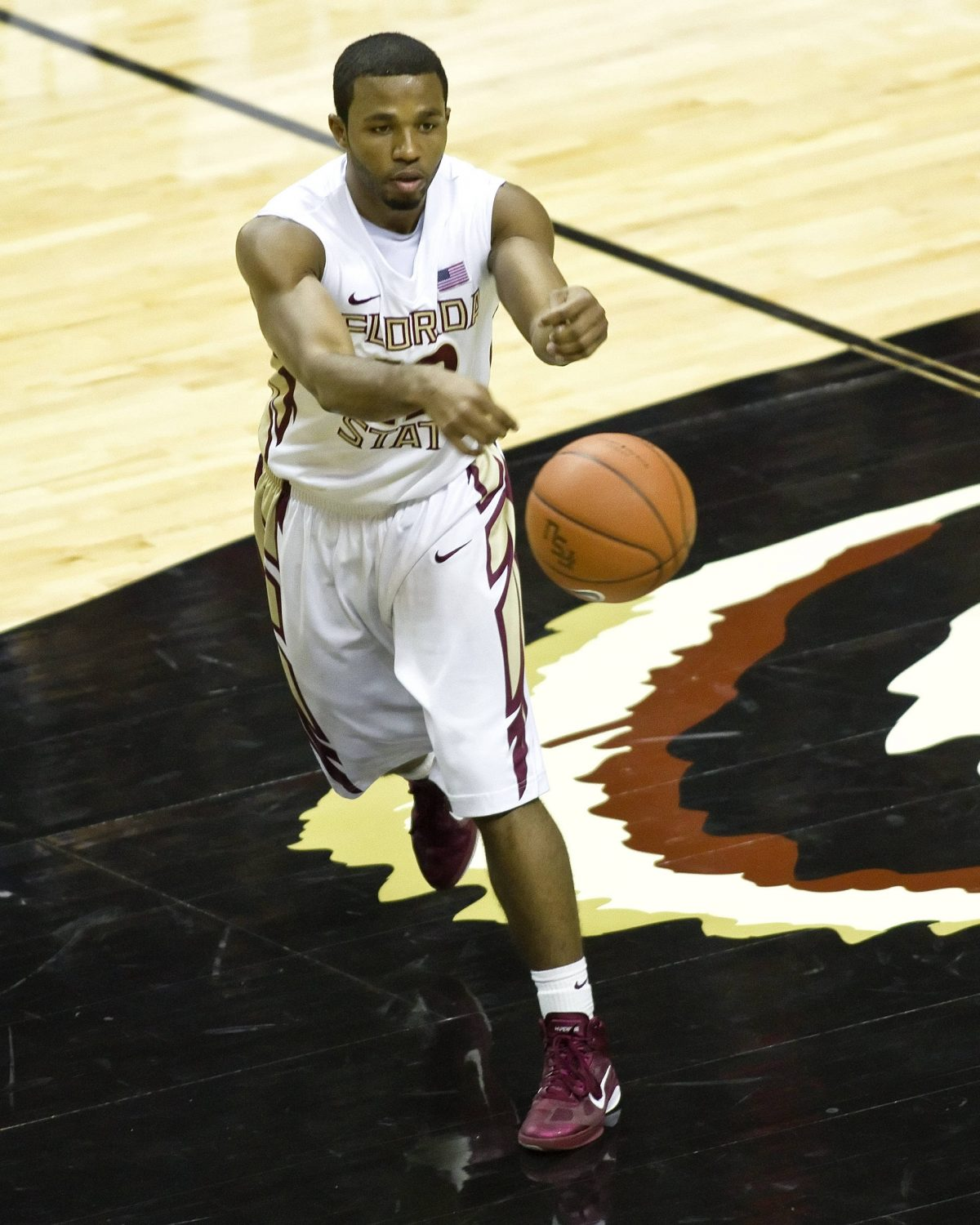 Jeff Peterson (12), FSU vs Jacksonville 11/11/2011