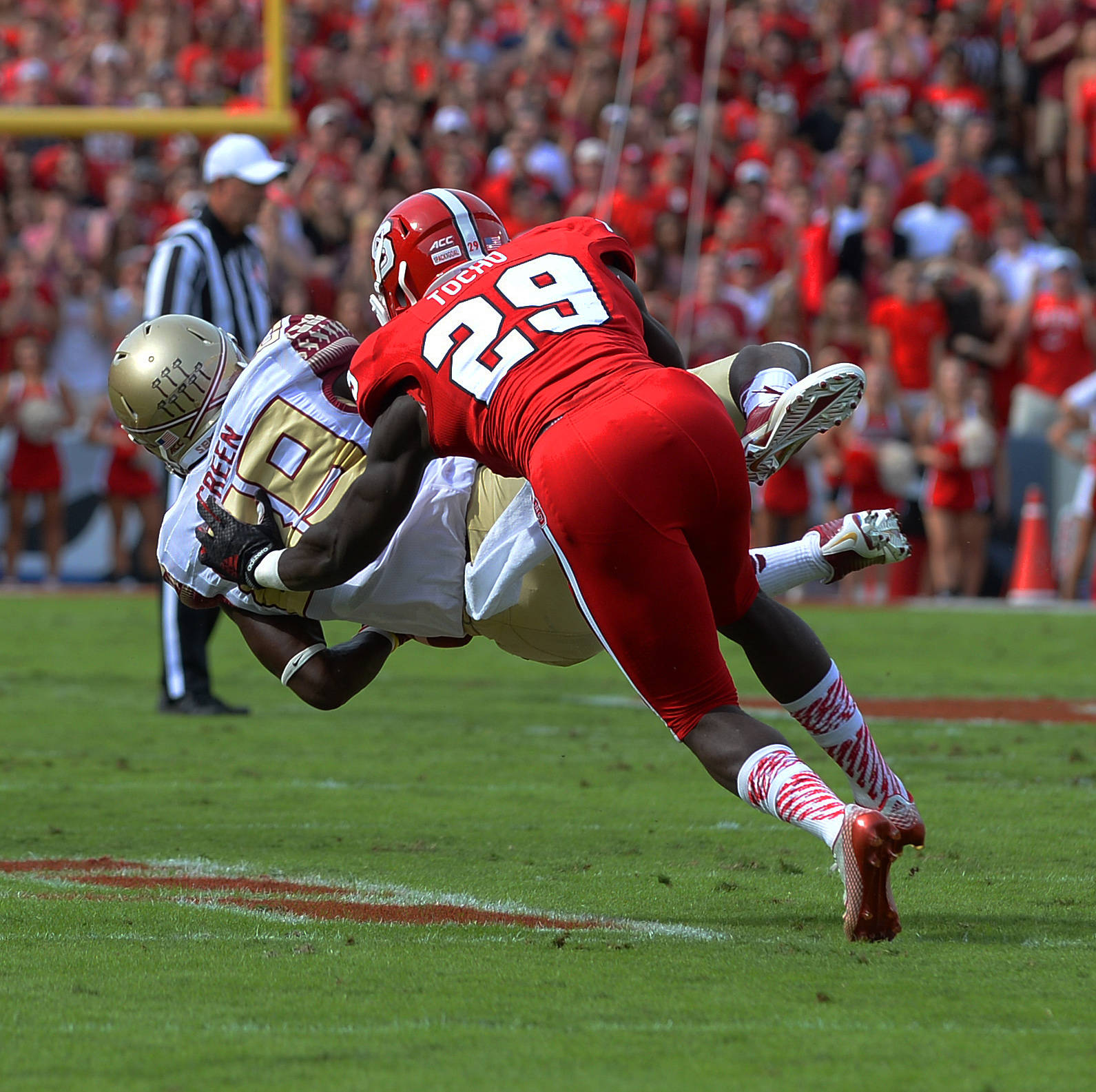 Football at NC State