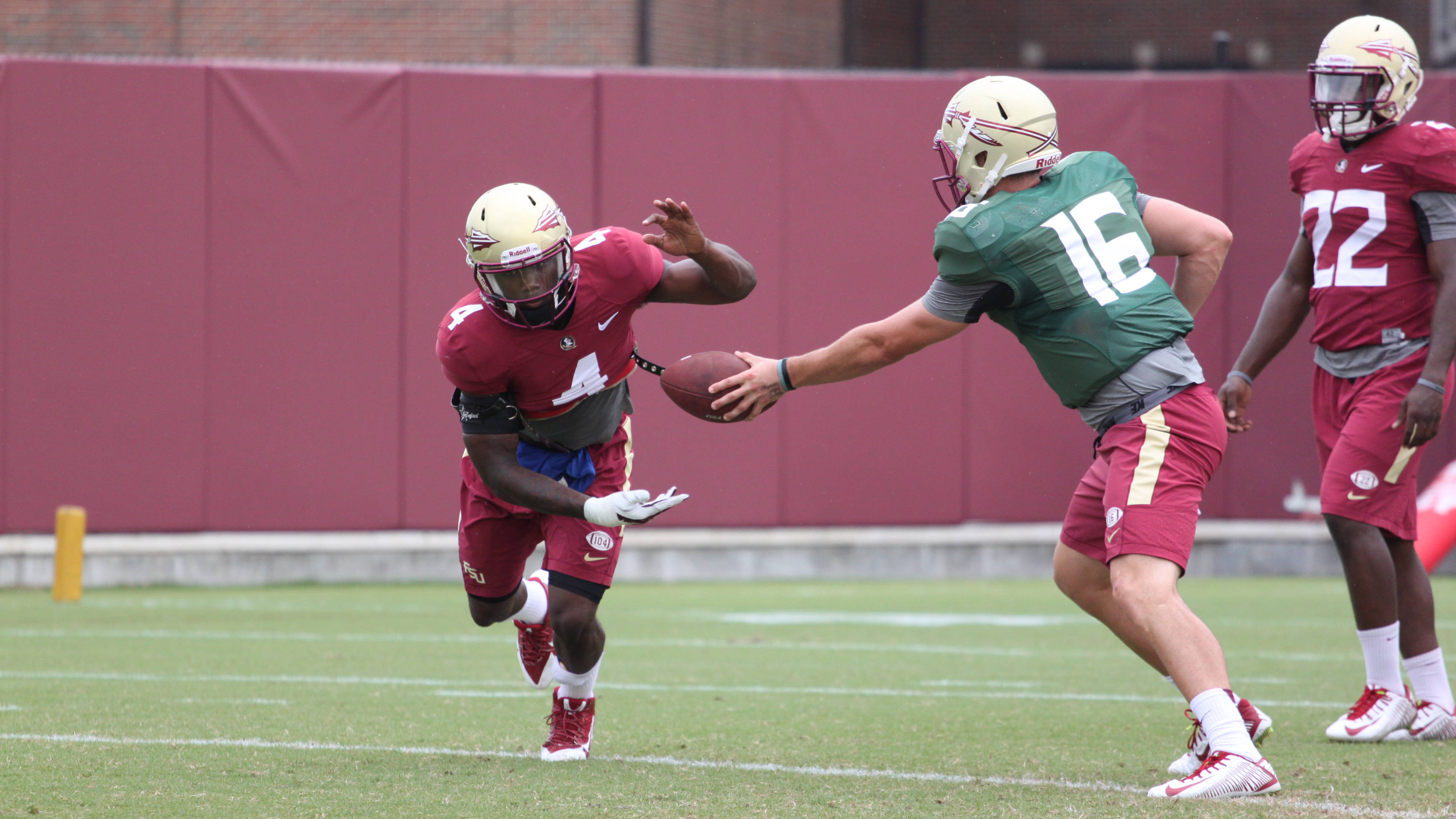 Fall Camp Photo Gallery No. 6