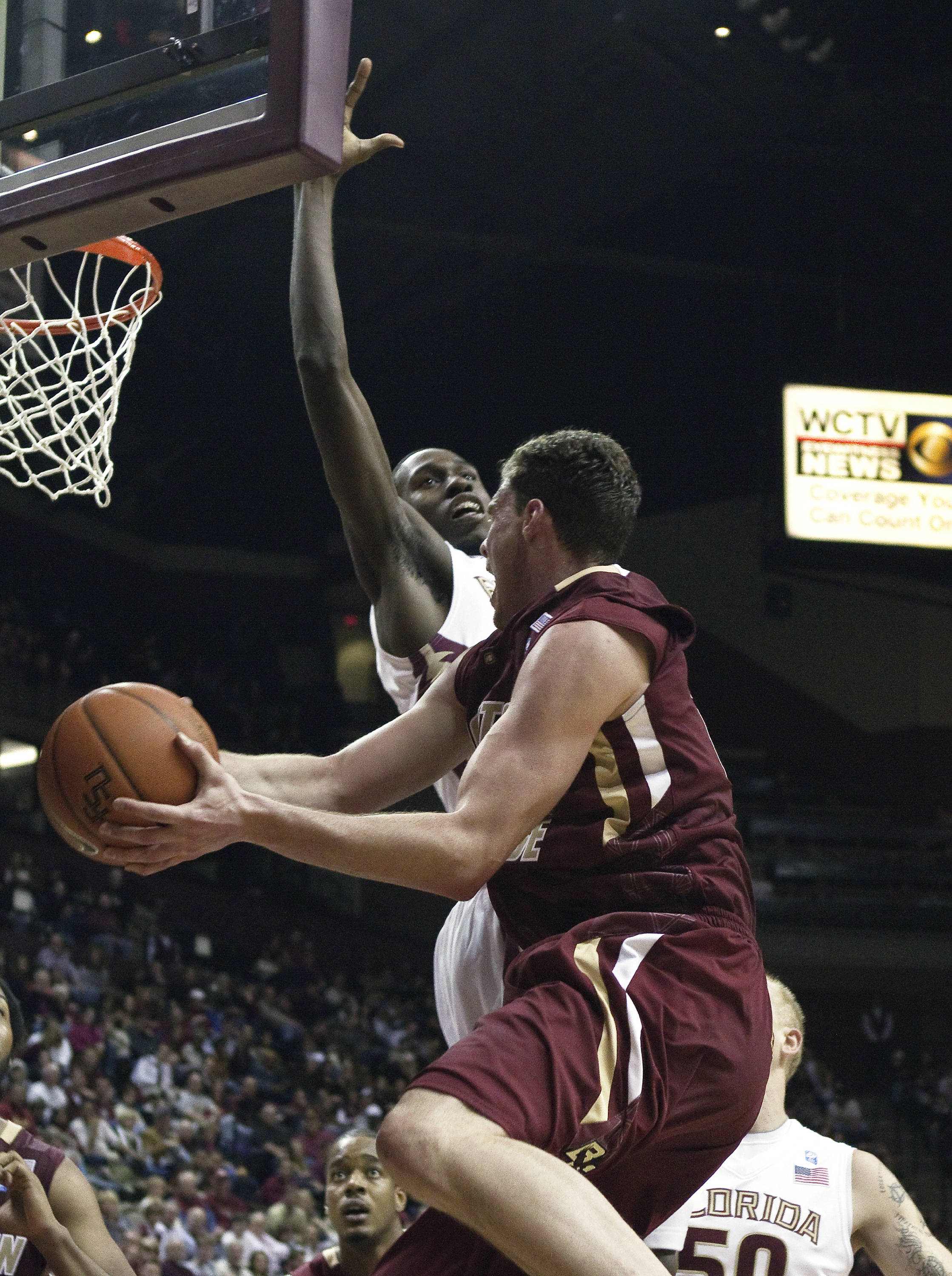 FSU vs Boston College - 01/22/11- Okaro White (10)