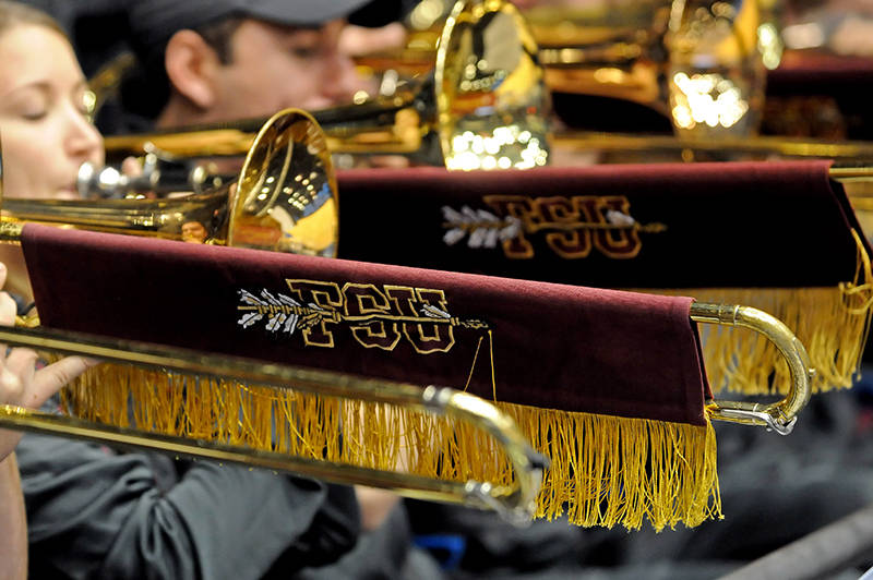 Sept. 28 ... Seminole Sound makes an appearance at all FSU women's basketball home games.