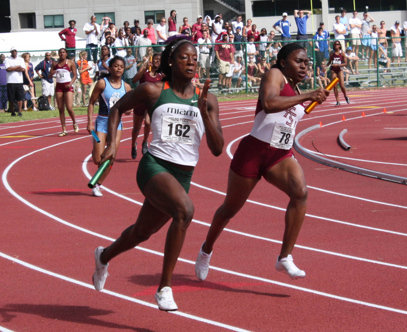 2009 ACC Outdoor Track & Field Championships Final Day - 25