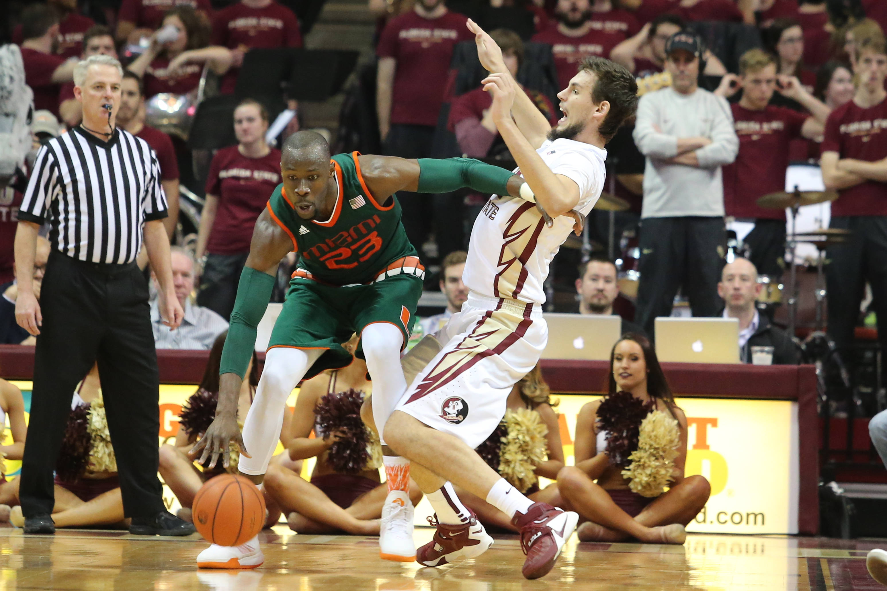 Basketball vs. Miami