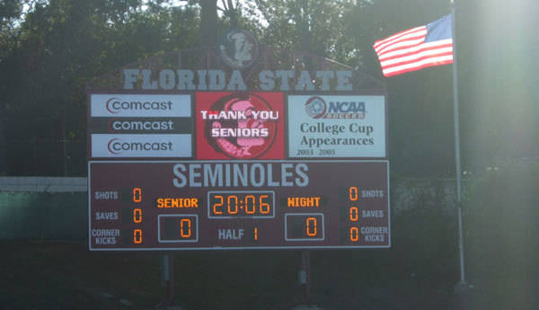 October 25, 2006: Florida State will honor the most successful senior class in the history of#$%^the program Friday night versus Clemson. Fans come out and thank our seniors#$%^and enjoy the last regular season home game of the year and a crucial ACC#$%^match-up.