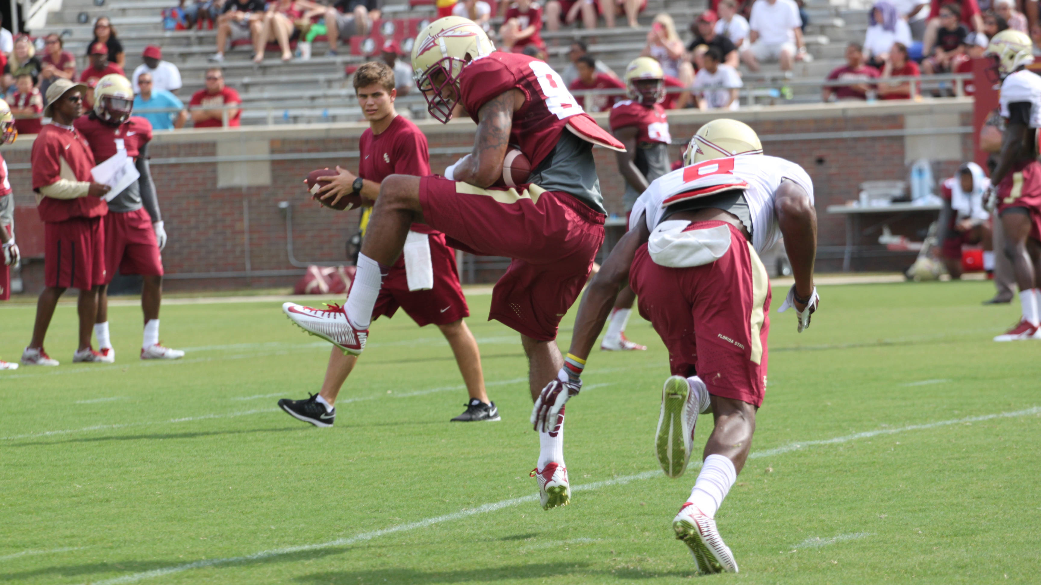Fall Camp Photo Gallery No. 5