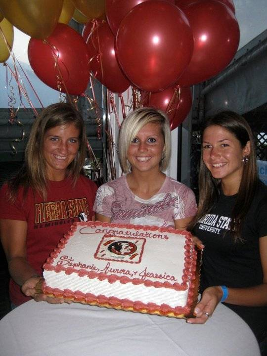 Sand Volleyball Signing Day Party