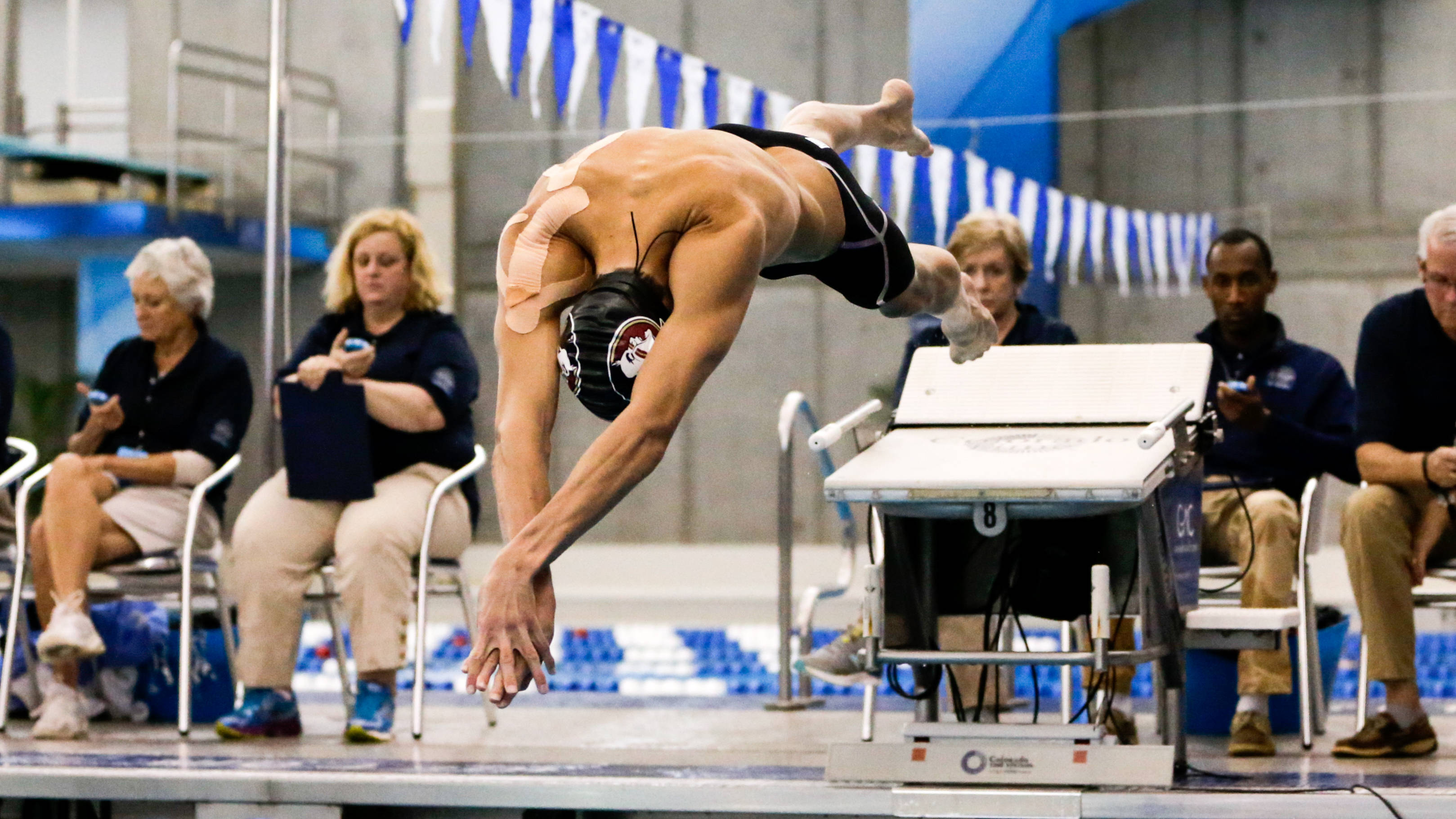 FSU Men's ACC Swimming