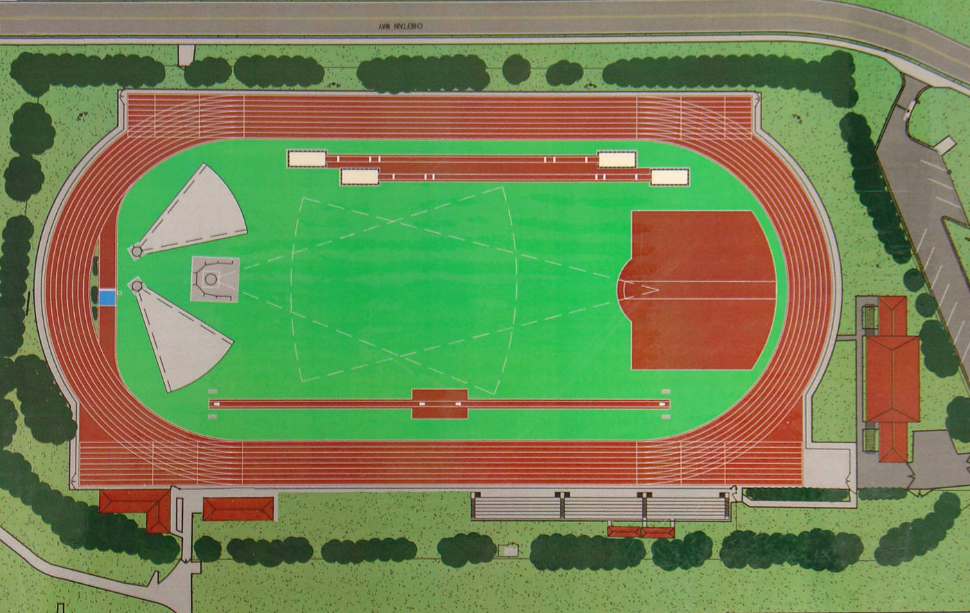 Mike Long Track Facility