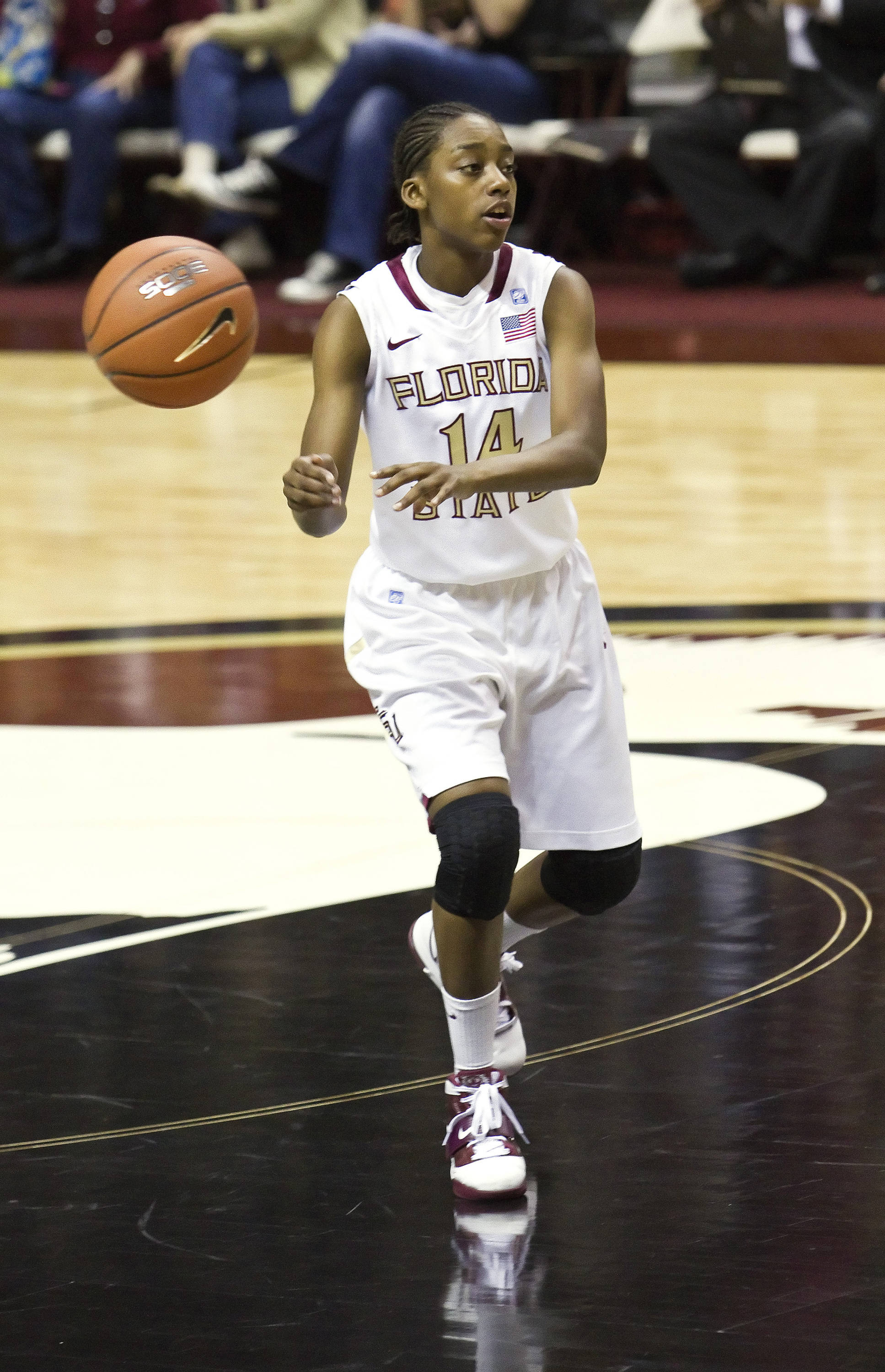 FSU vs Jacksonville State - 12/12/10 - Tay'ler Mingo (14)#$%^Photo by Steve Musco