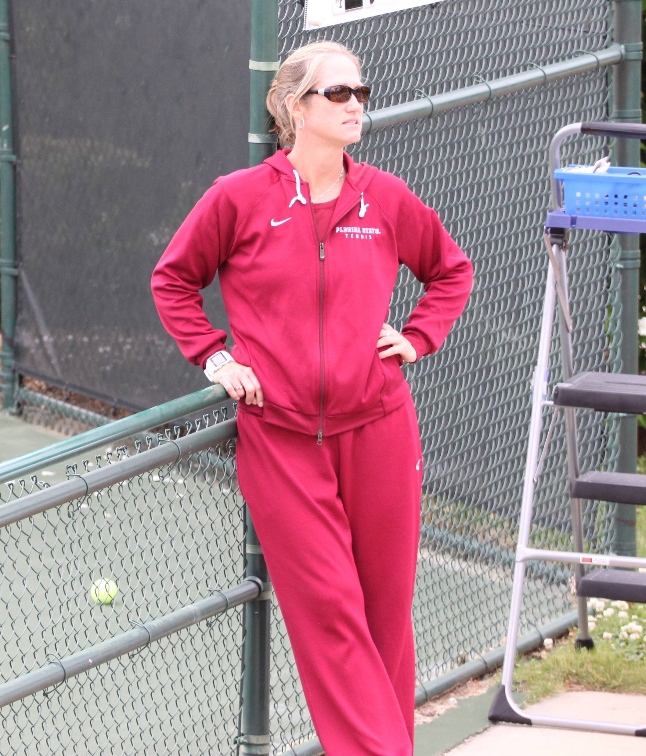 Head Coach Jennifer Hyde