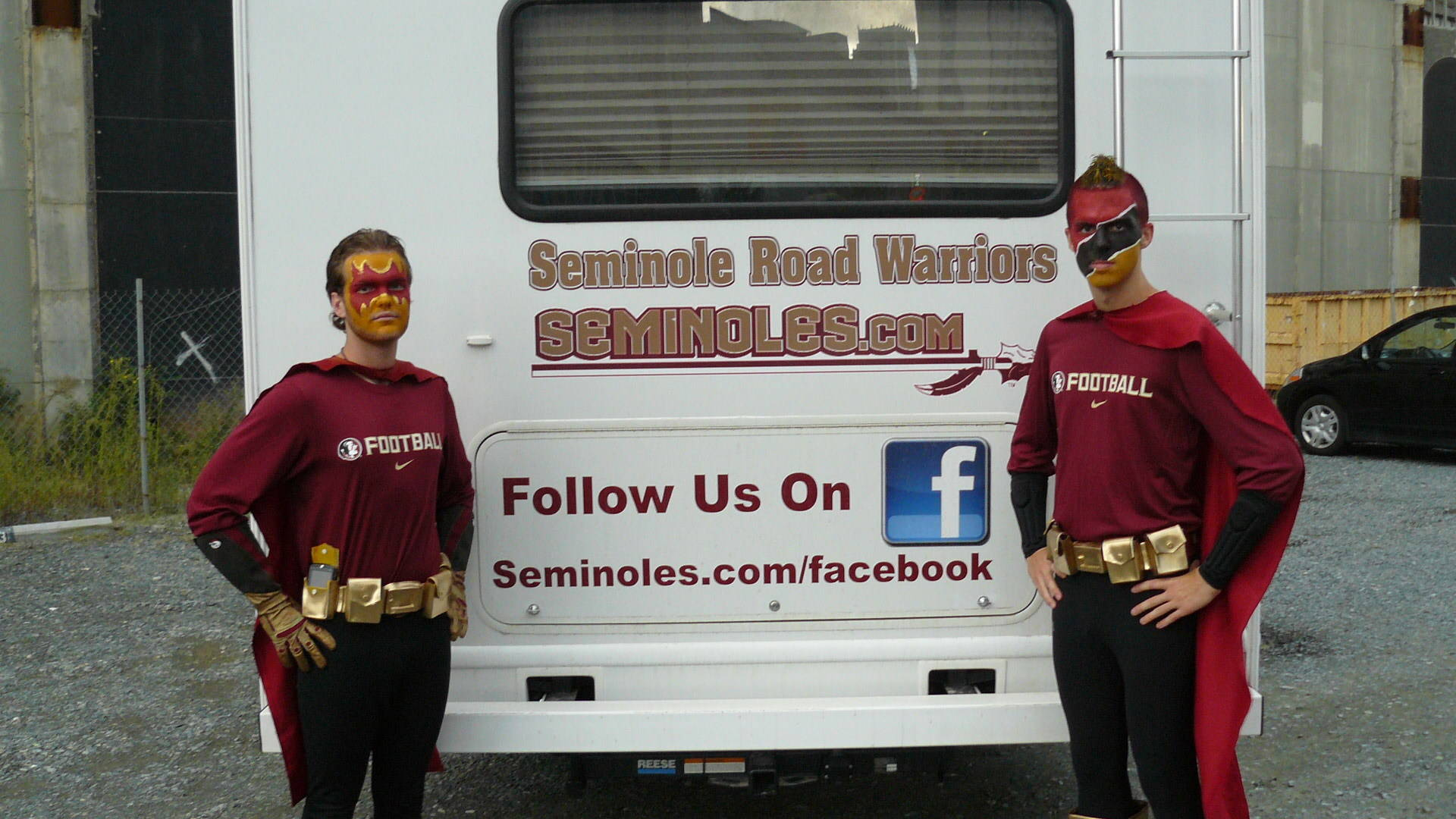 The Road Warriors have joined forces with the Super Noles.