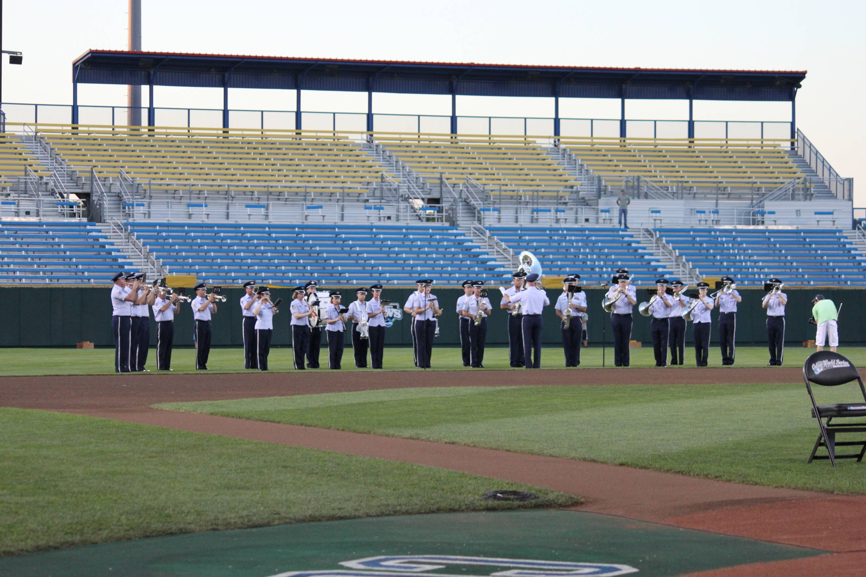 2010 CWS Opening Ceremony