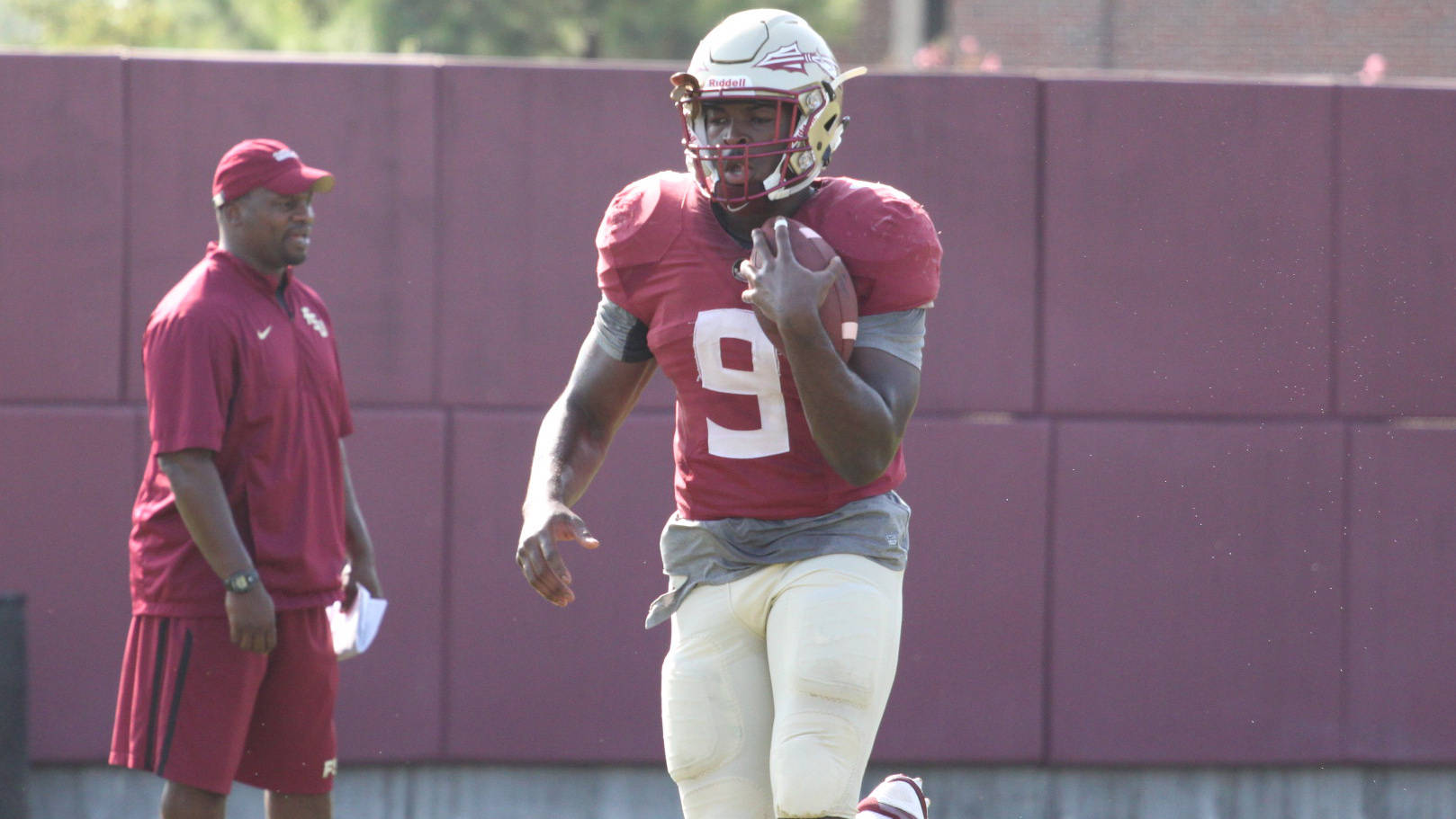 Florida State Football Practice – Tuesday, August 11