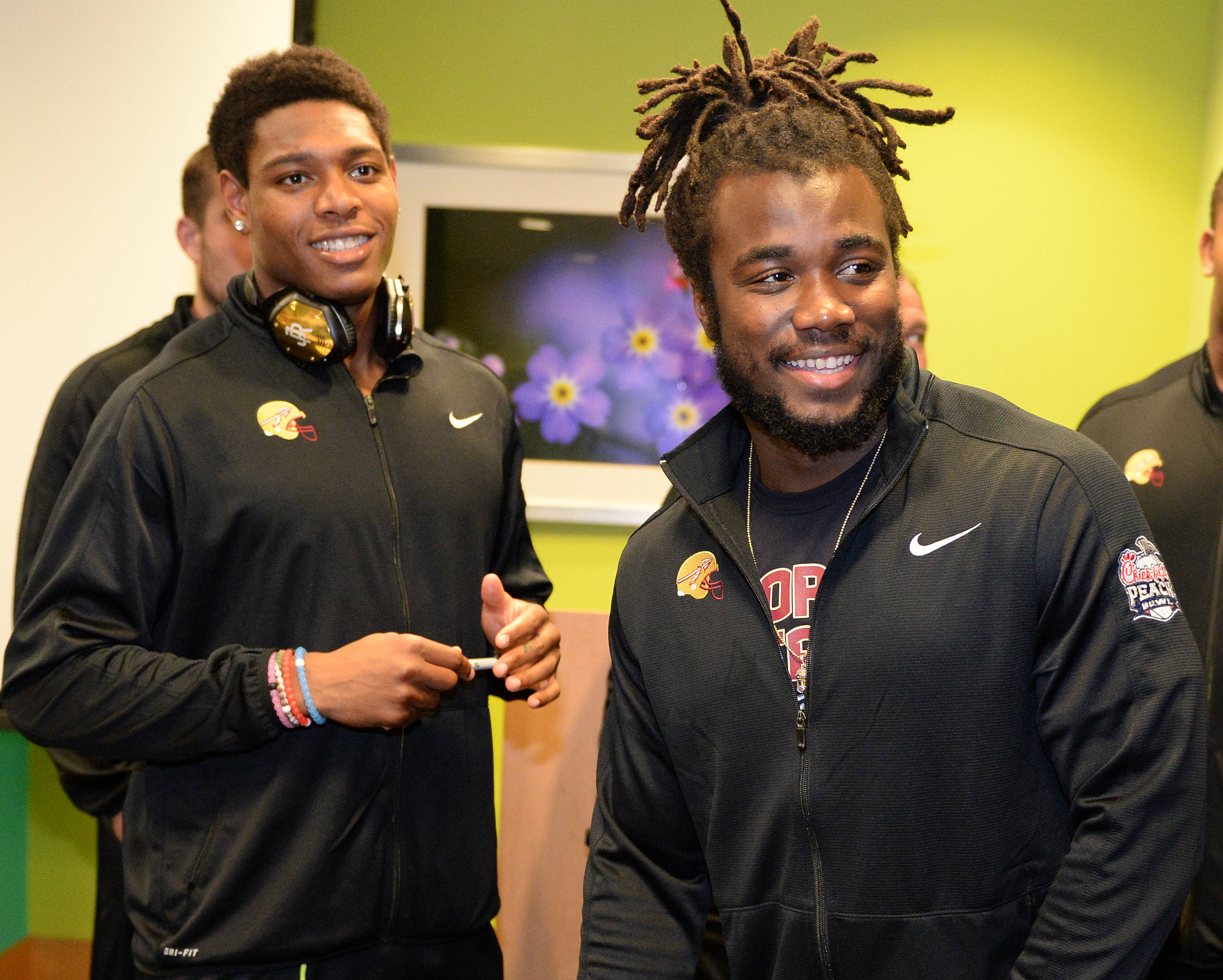Jalen Ramsey and Dalvin Cook