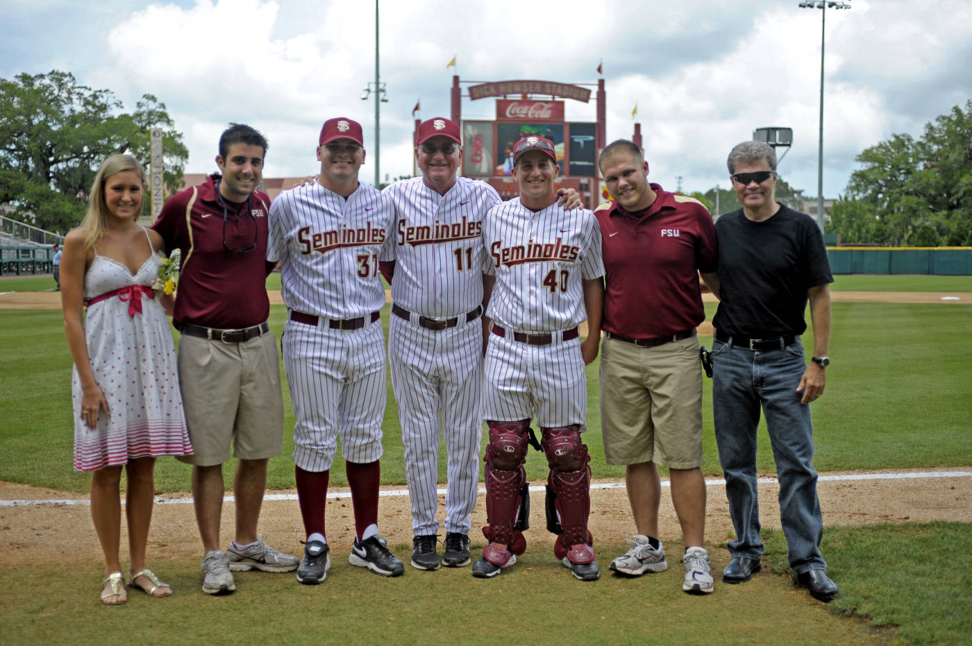 The 2009 Seminole Senior Class - Support Staff