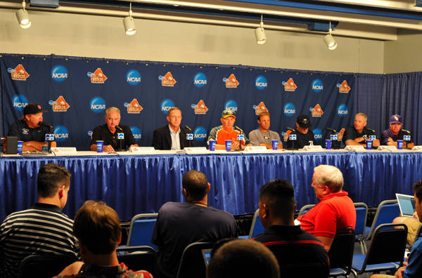 Coaches Press Conference