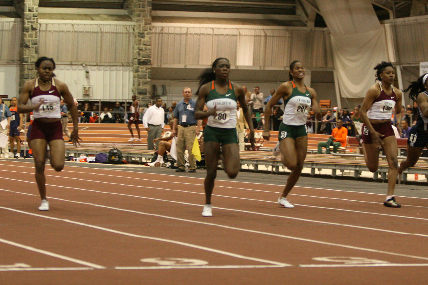 The 2009 ACC Indoor Championship.