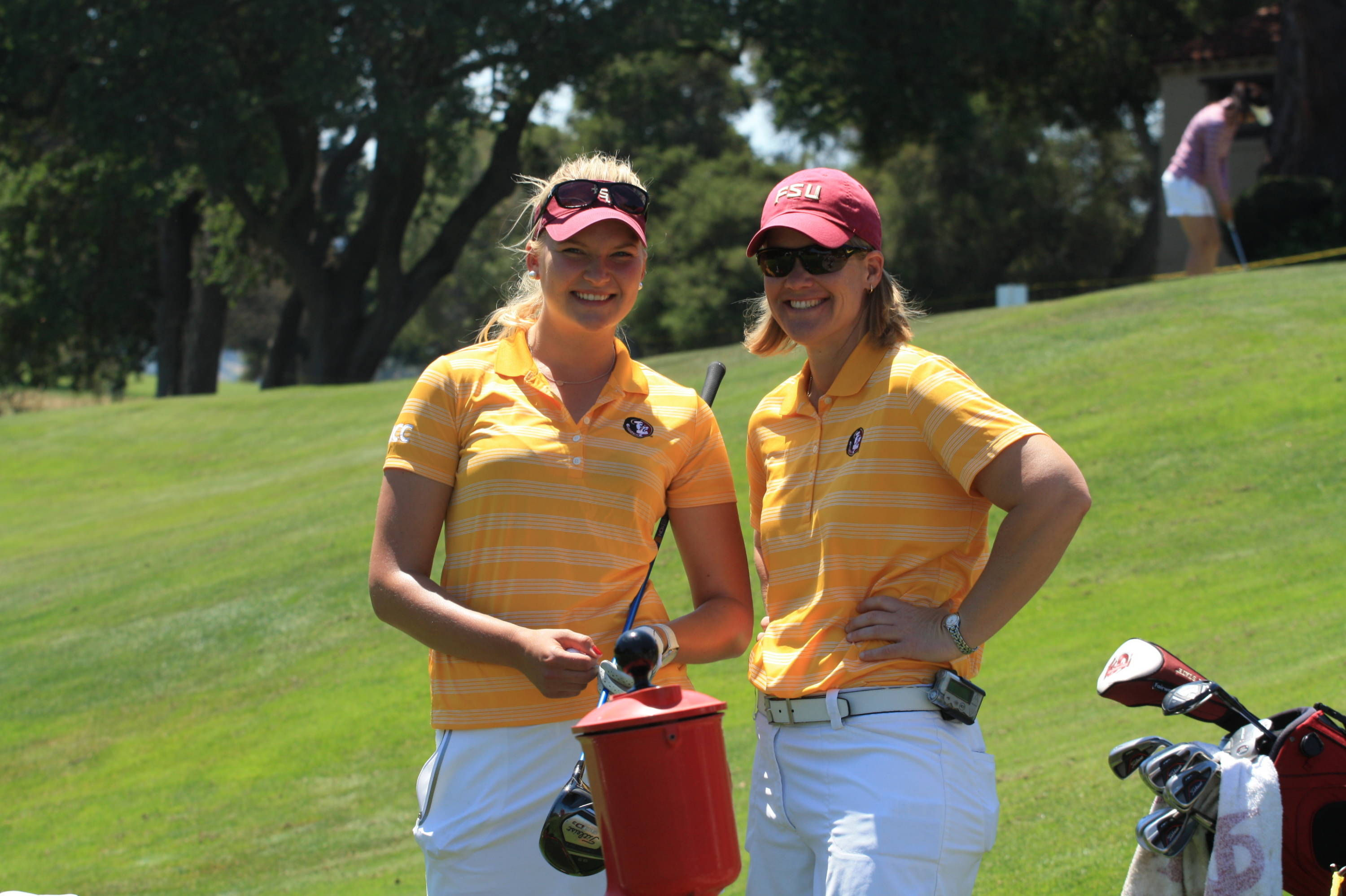 Olivia Hullert, Amy Bond -- 2013 NCAA West Regional Championships
