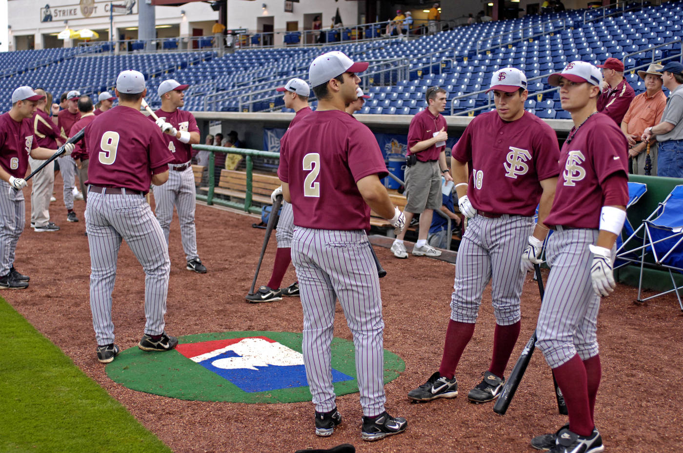 The Seminoles wait to see what Mother Nature has in store for the Clearwater area