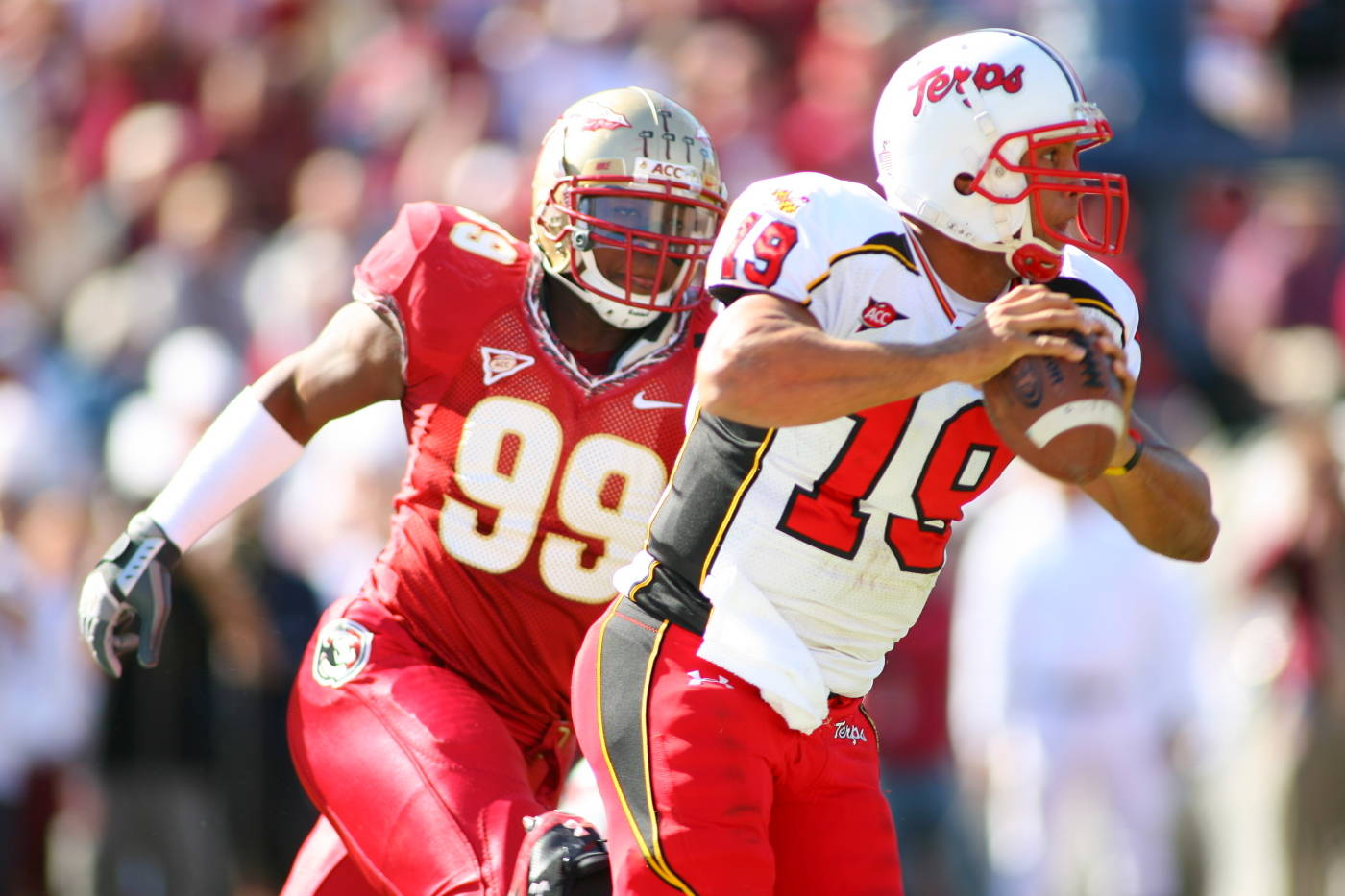 Everette Brown vs. Maryland