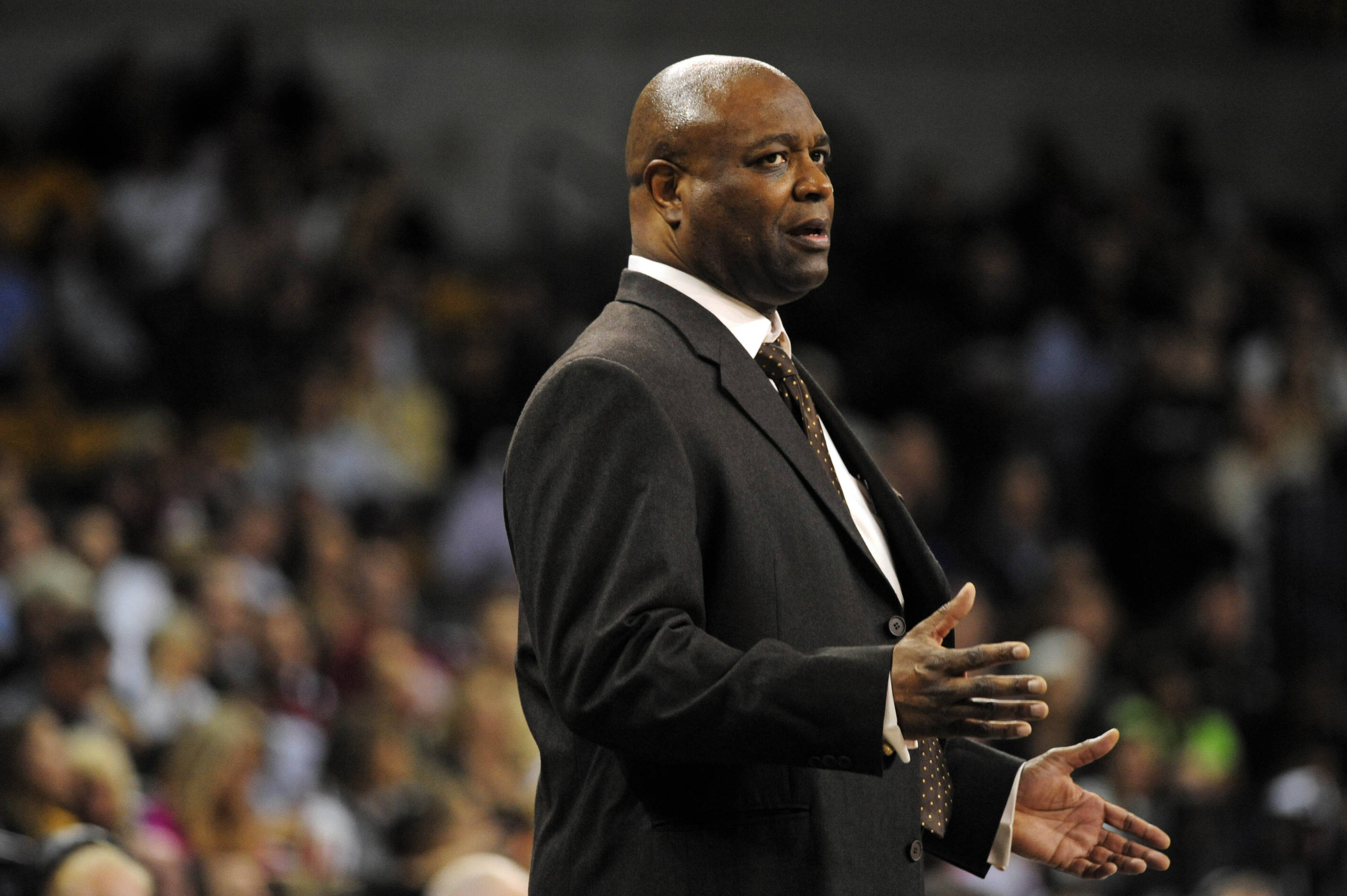 Head coach Leonard Hamilton in the second half. David Manning-USA TODAY Sports