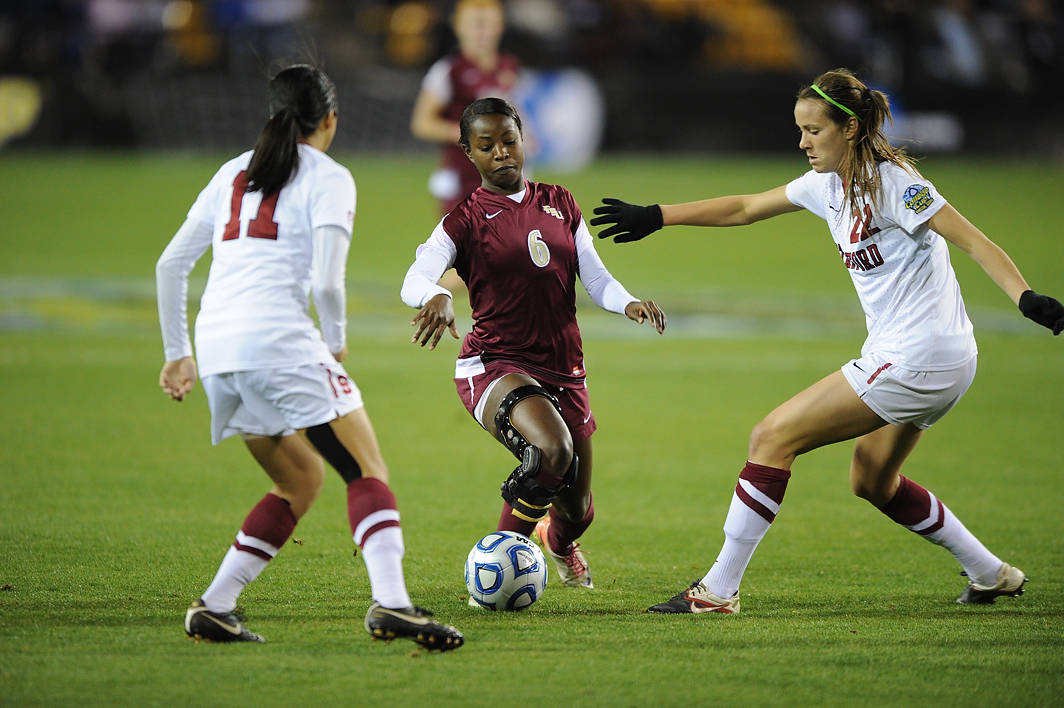 Jessica Price - 2011 College Cup