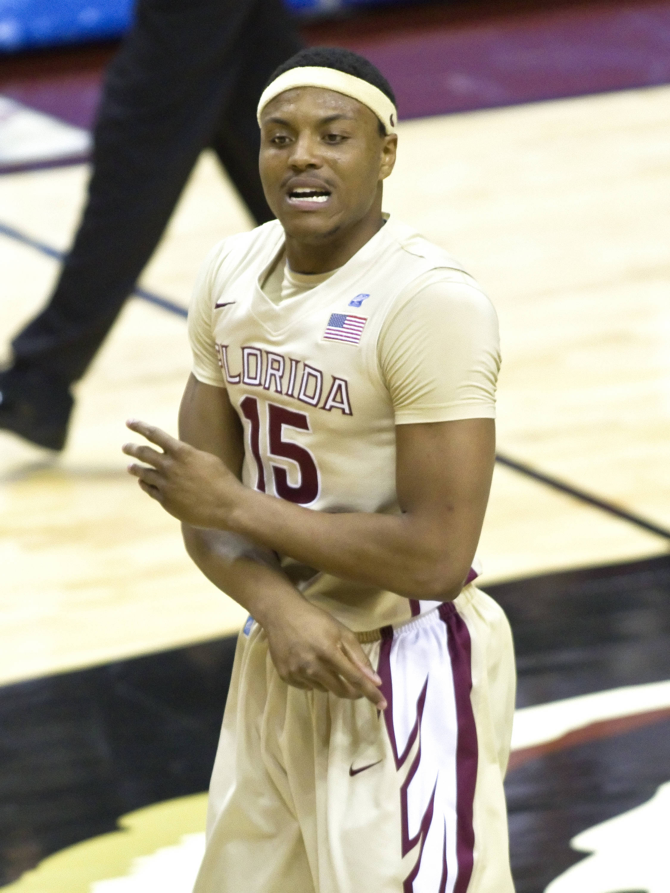 Terrance Shannon (15), FSU vs So. Alabama, 11/20/2011