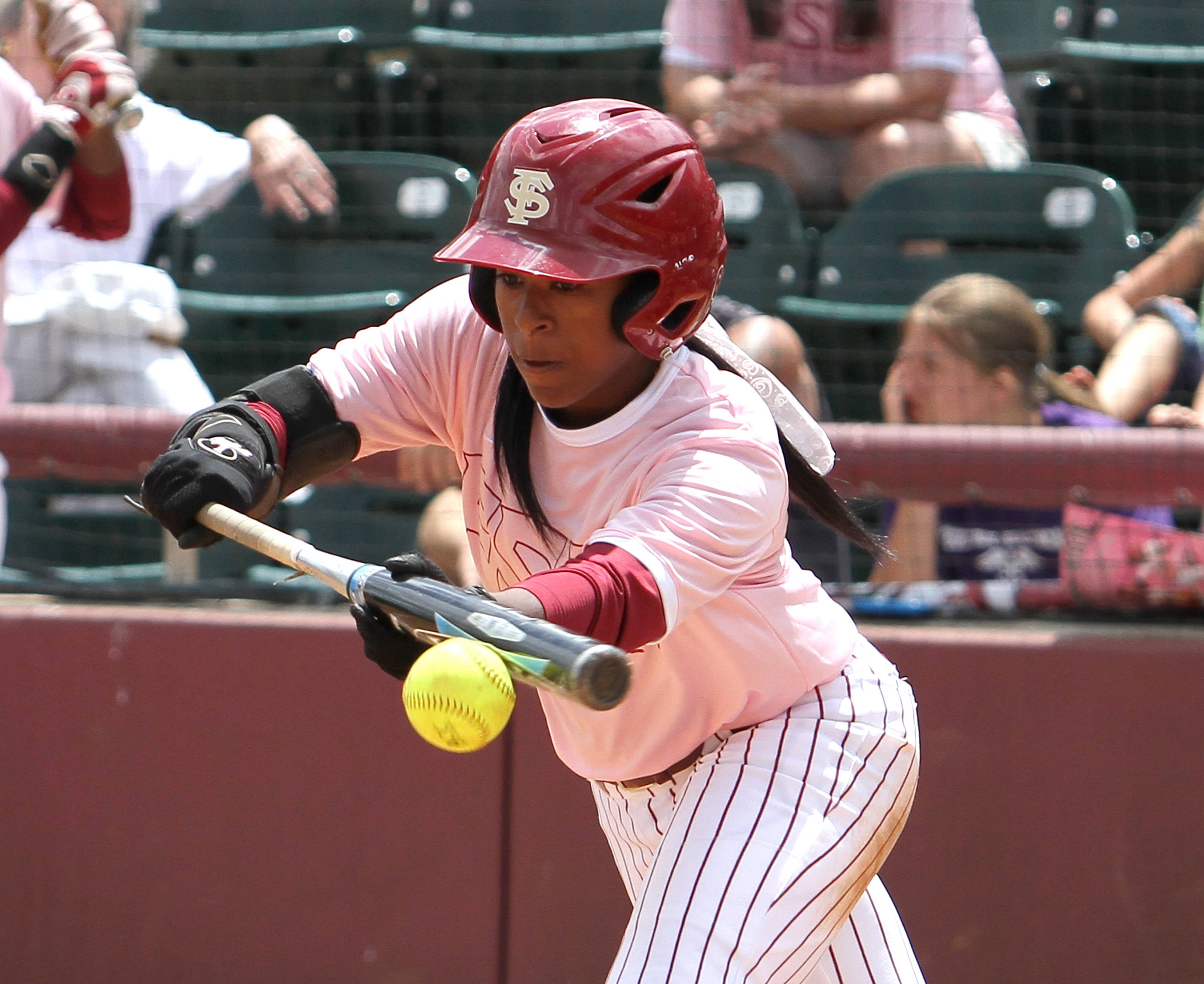 Tiffani Brown, FSU vs GT,  04/15/2012