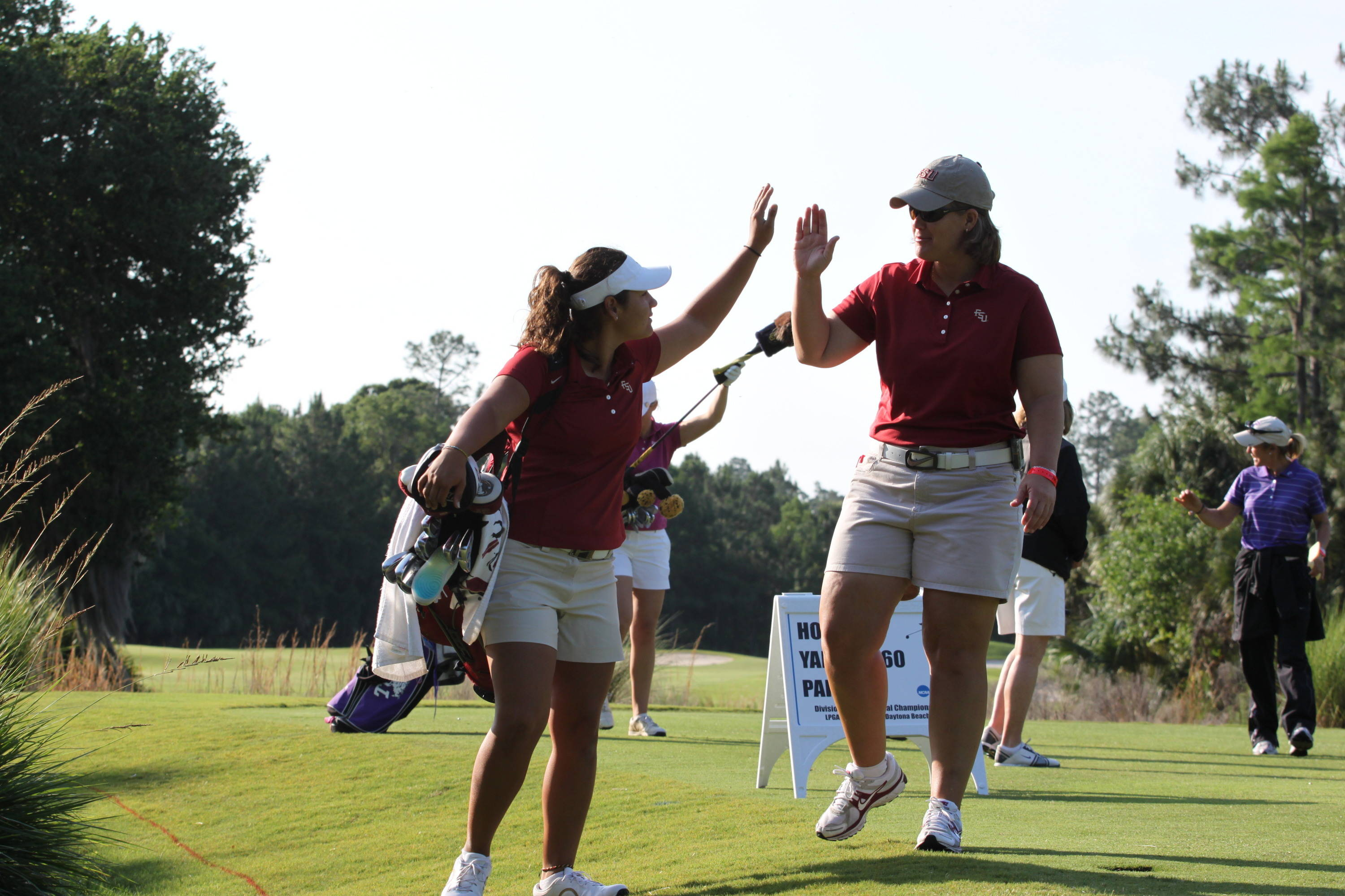 Jessica Negron NCAA Golf 2011