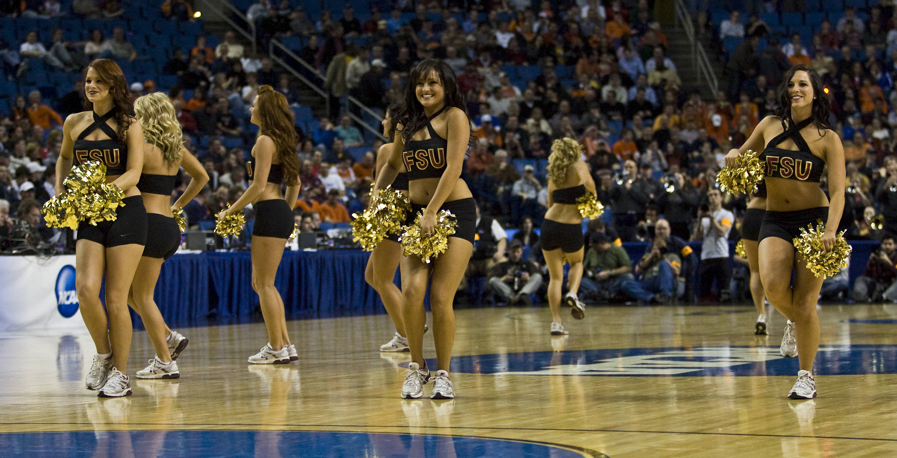 2010 NCAA Basketball Tournament vs. Gonzaga