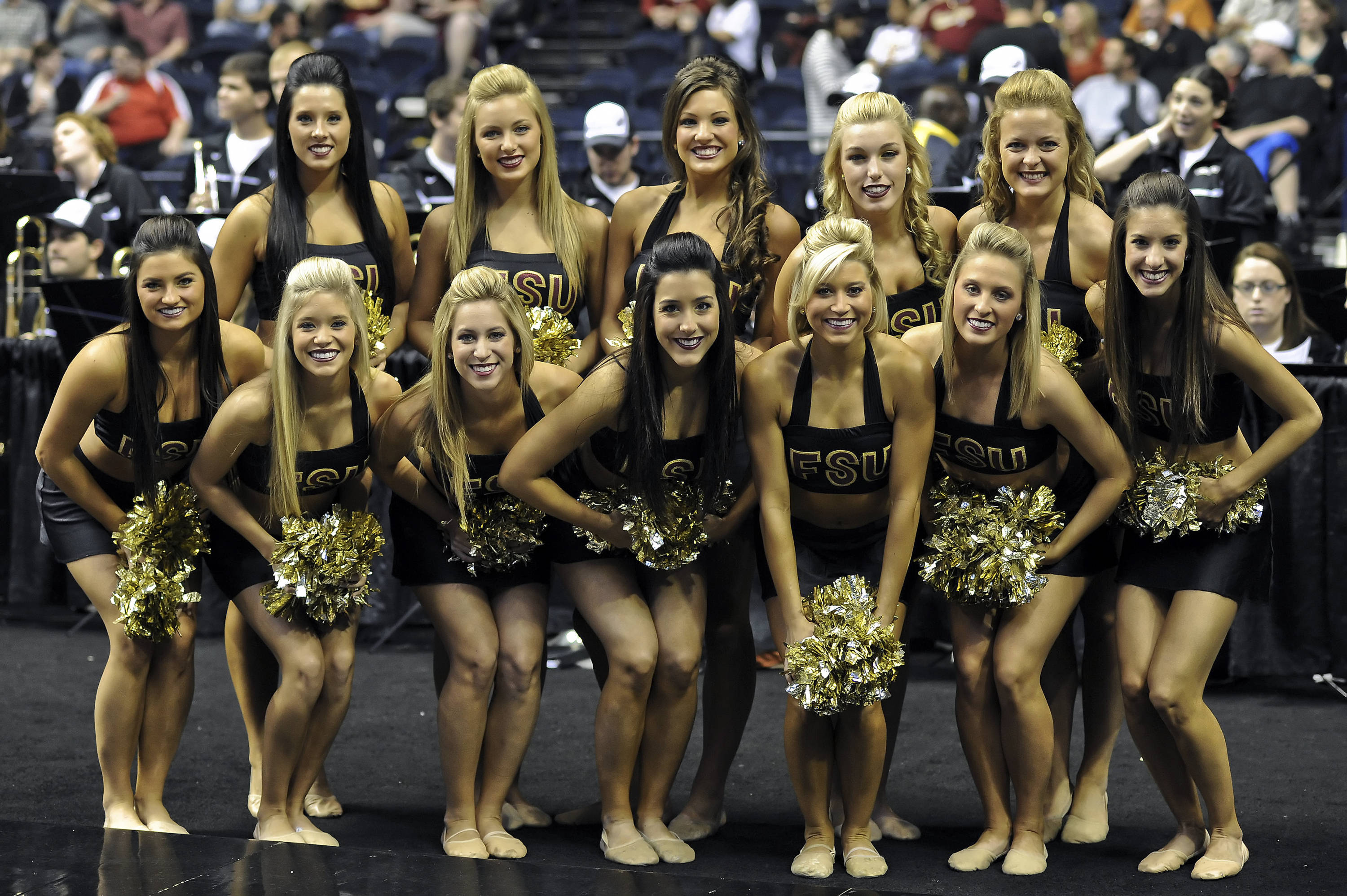 The Florida State Golden Girls.