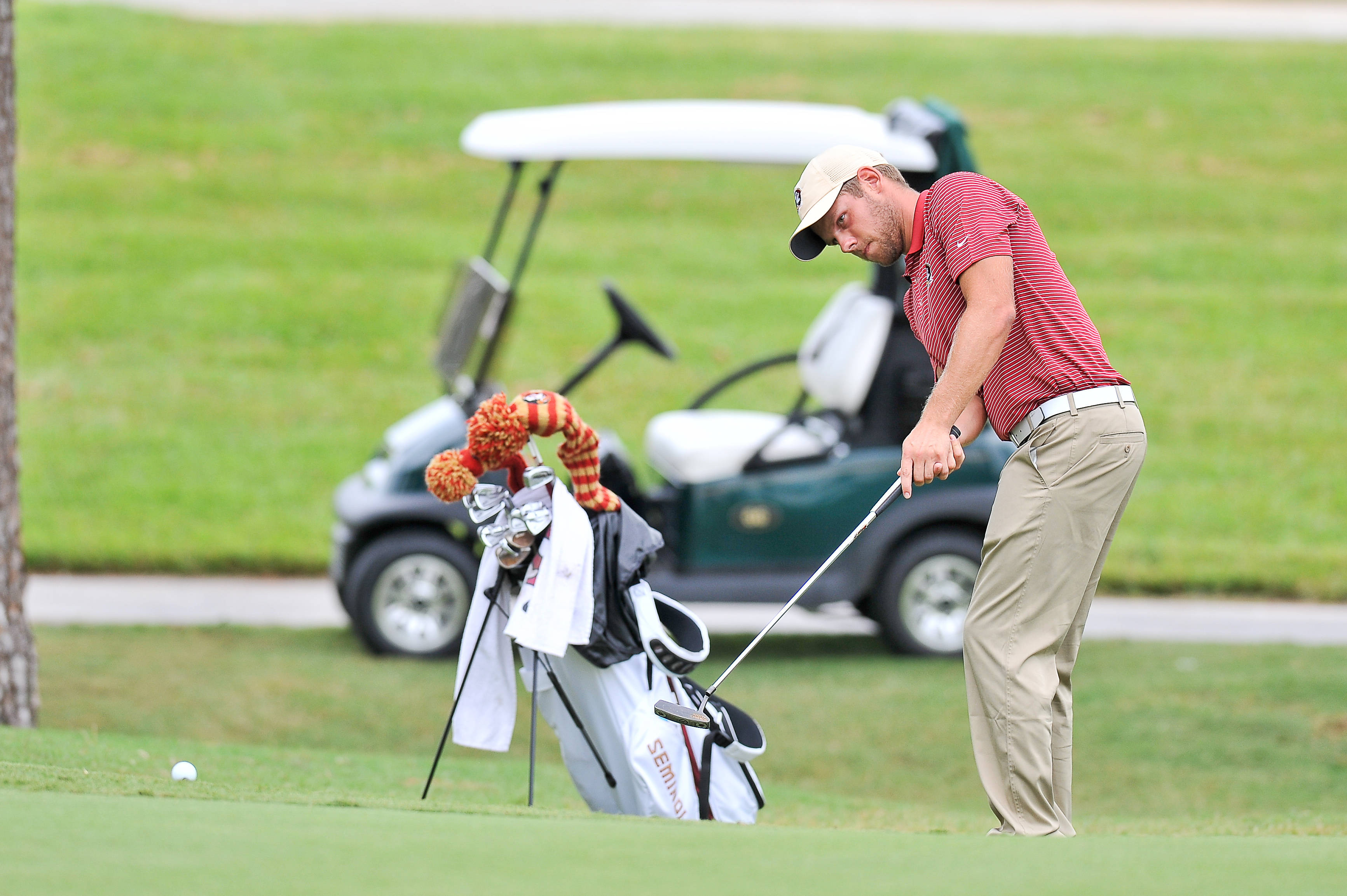 Men's Golf at the Tavistock Collegiate Invitational
